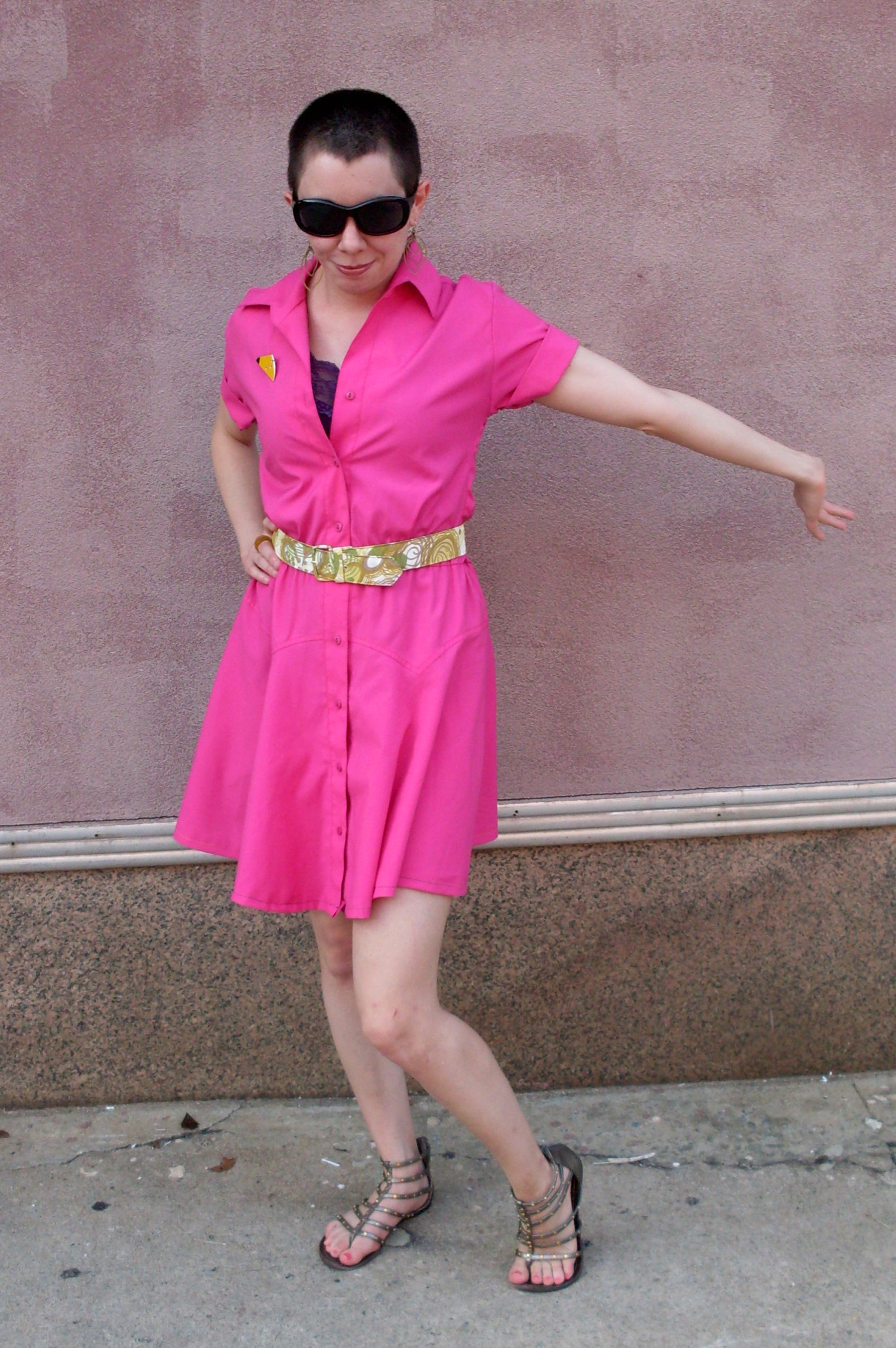 Feelin' Fierce in Fuschia 14