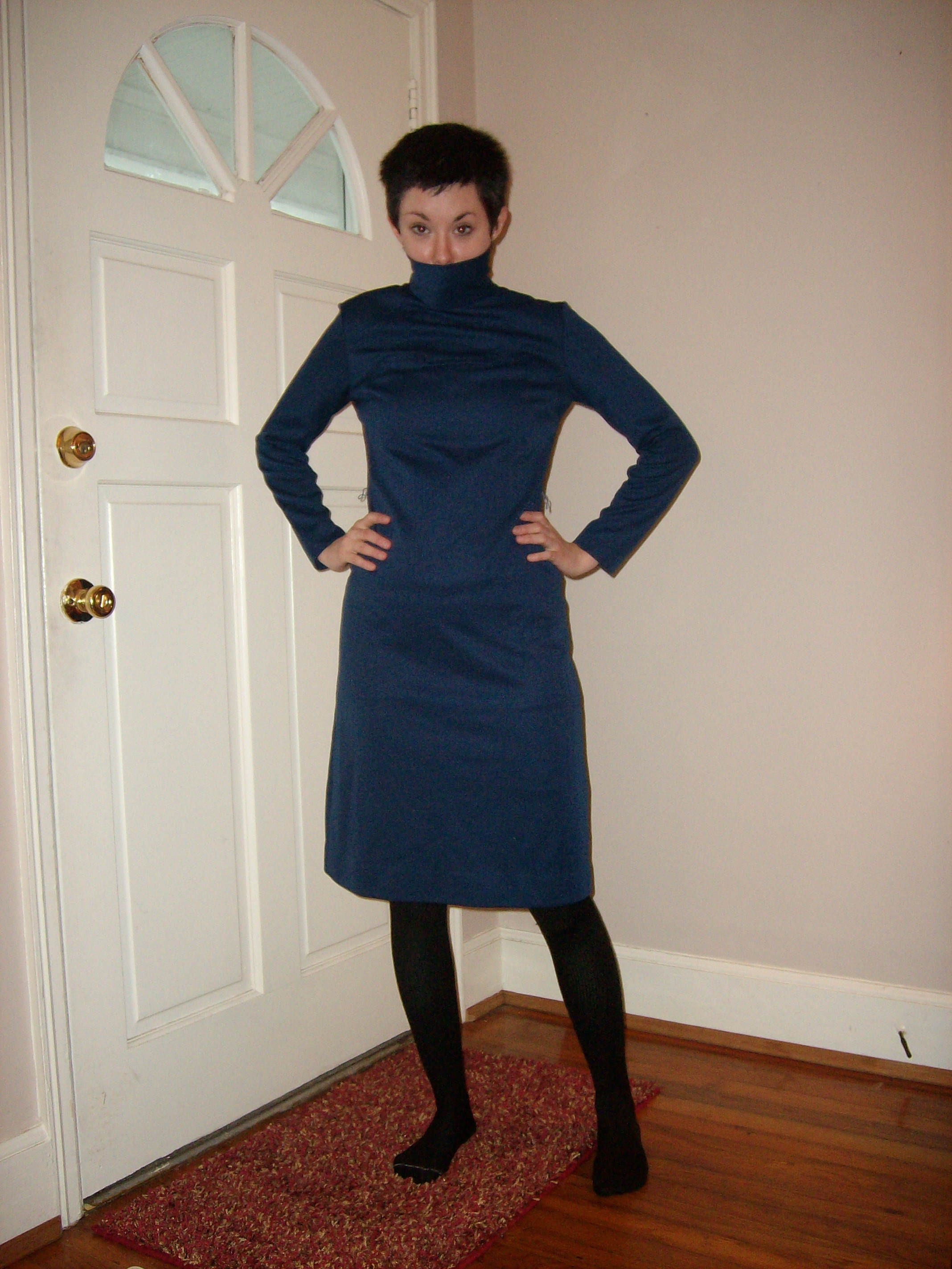 She Wore Blue Polyester... 2