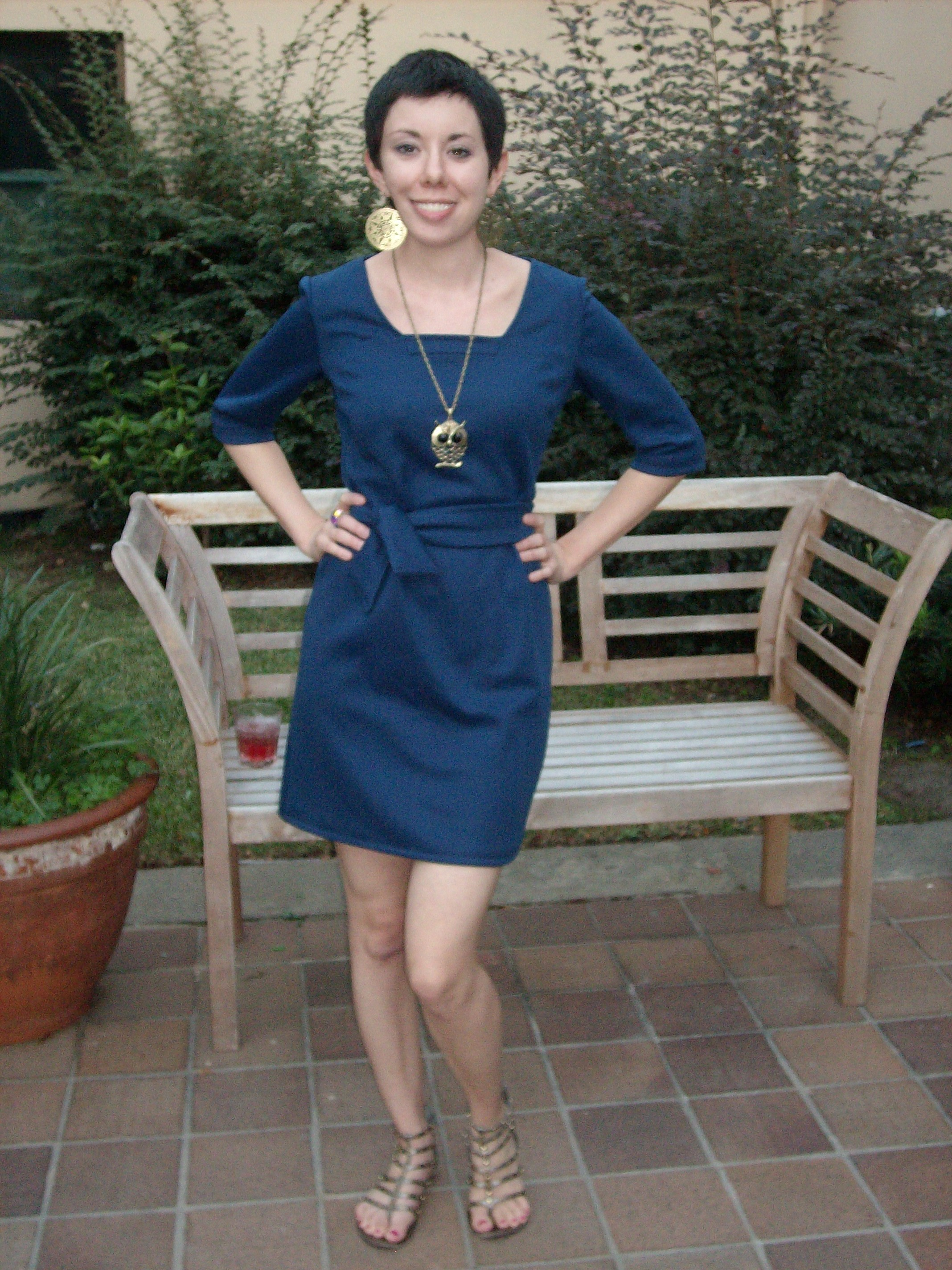 She Wore Blue Polyester... 12