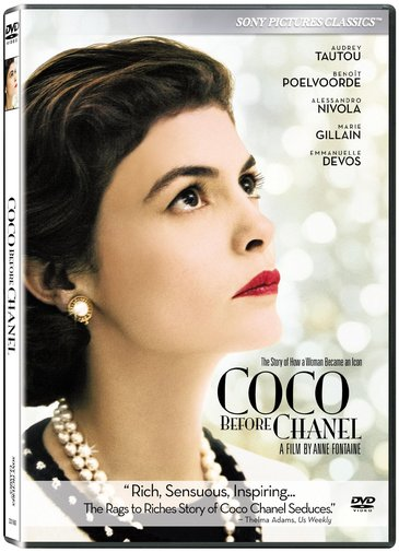 Coco Before Chanel DVD Giveaway! 1