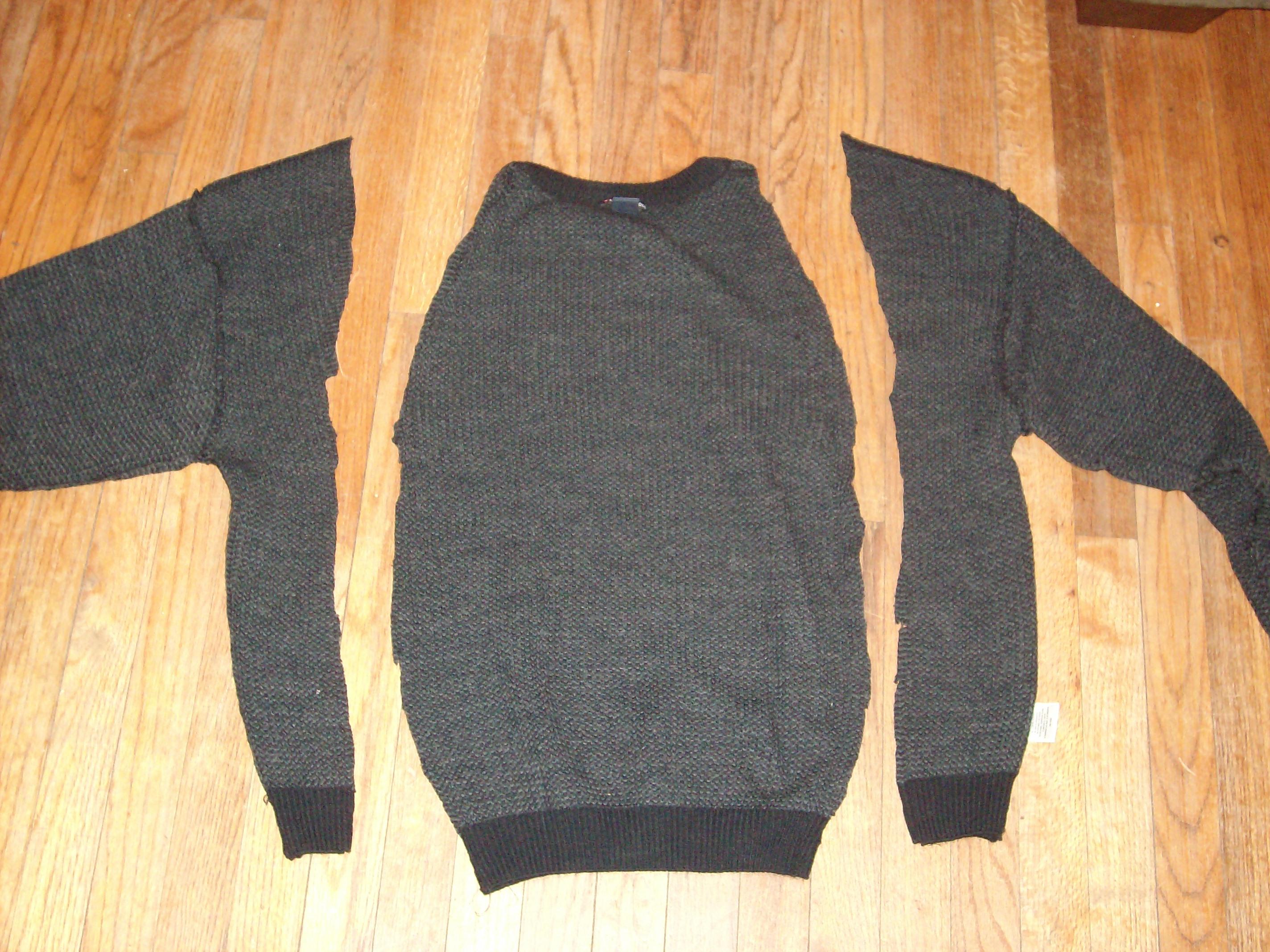 A Sweater Made Better 5