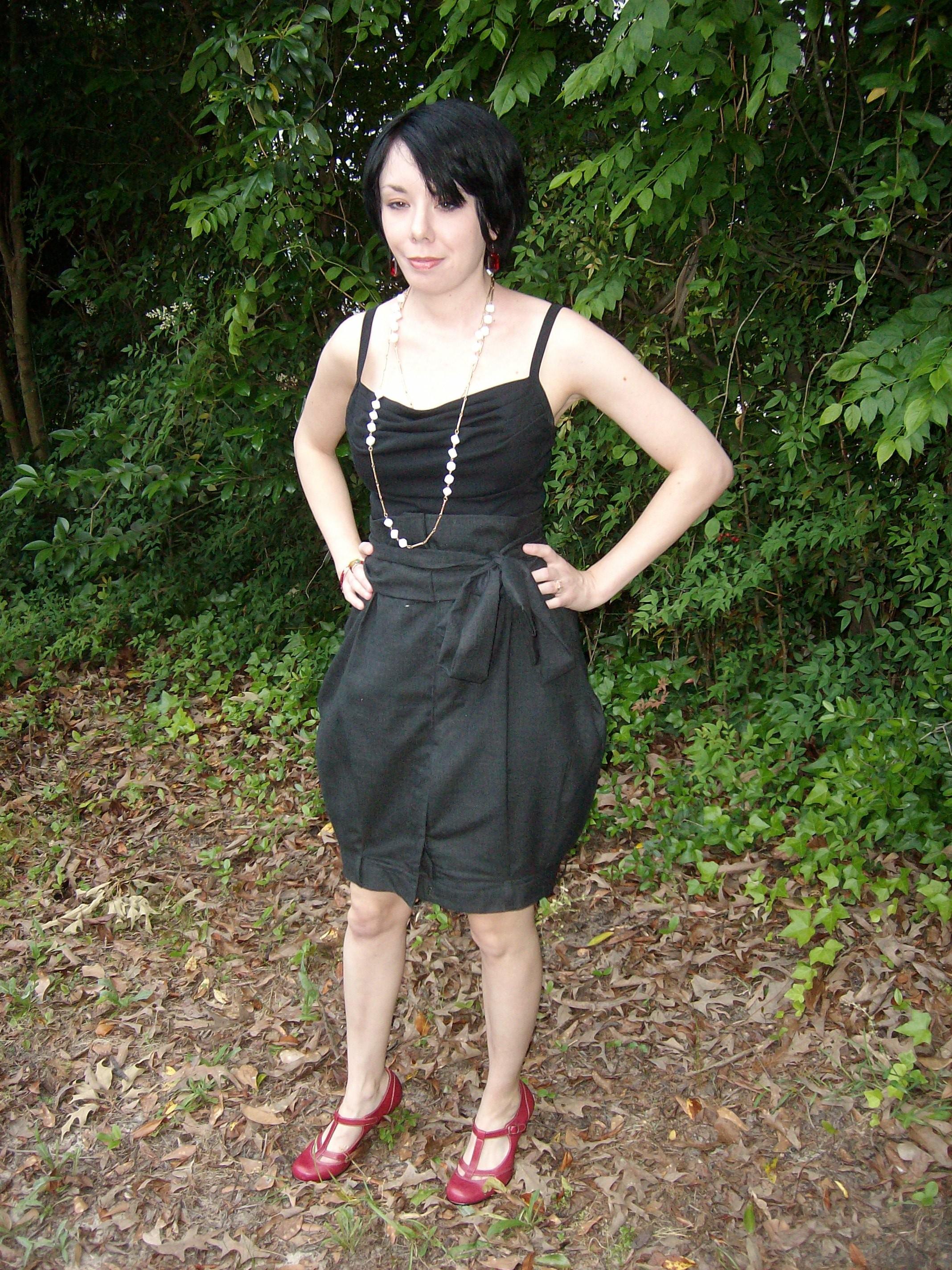 Trouser Dress 2