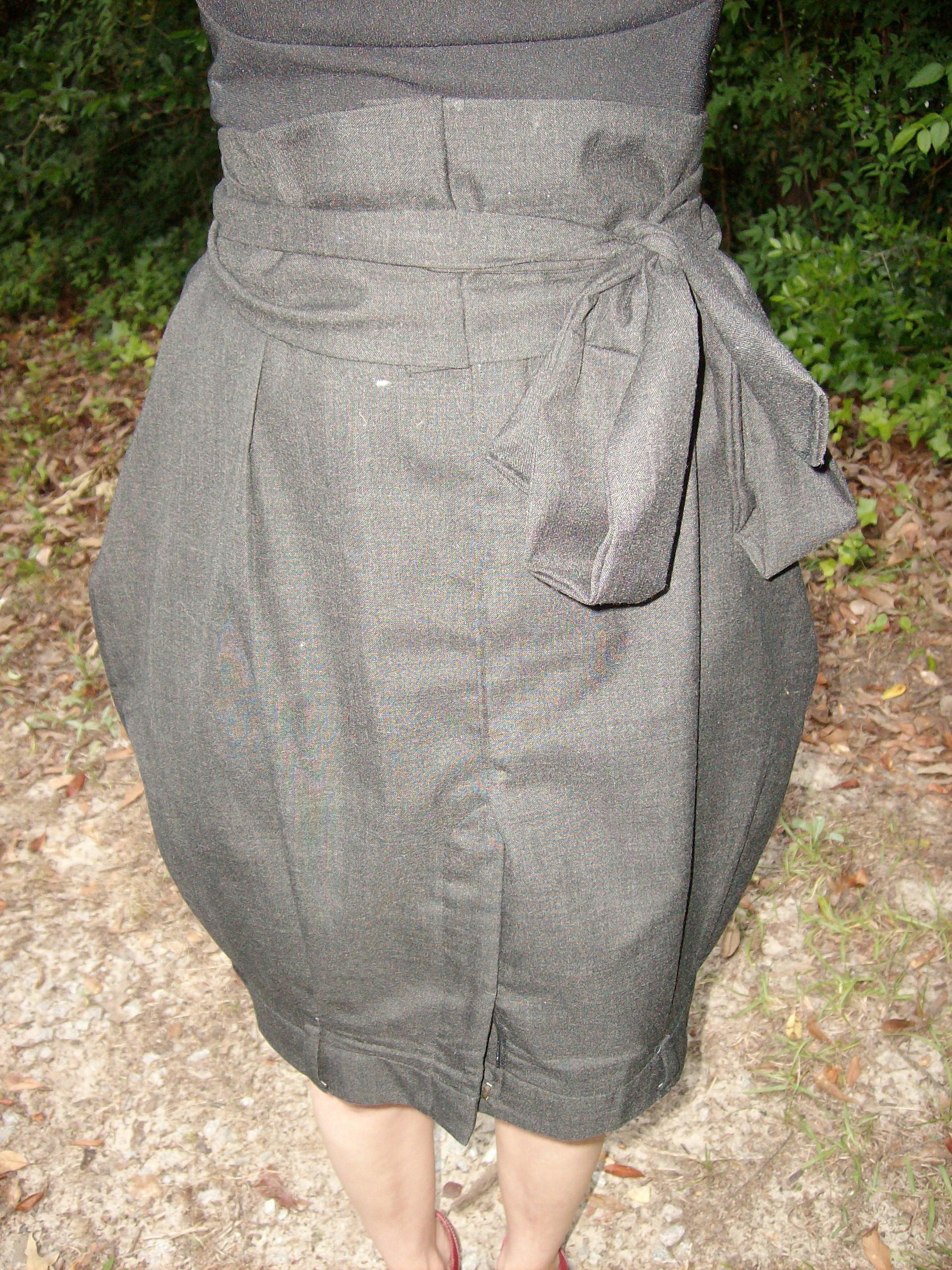 Trouser Dress 4