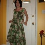 Day 7: Frolic in Clover Dress