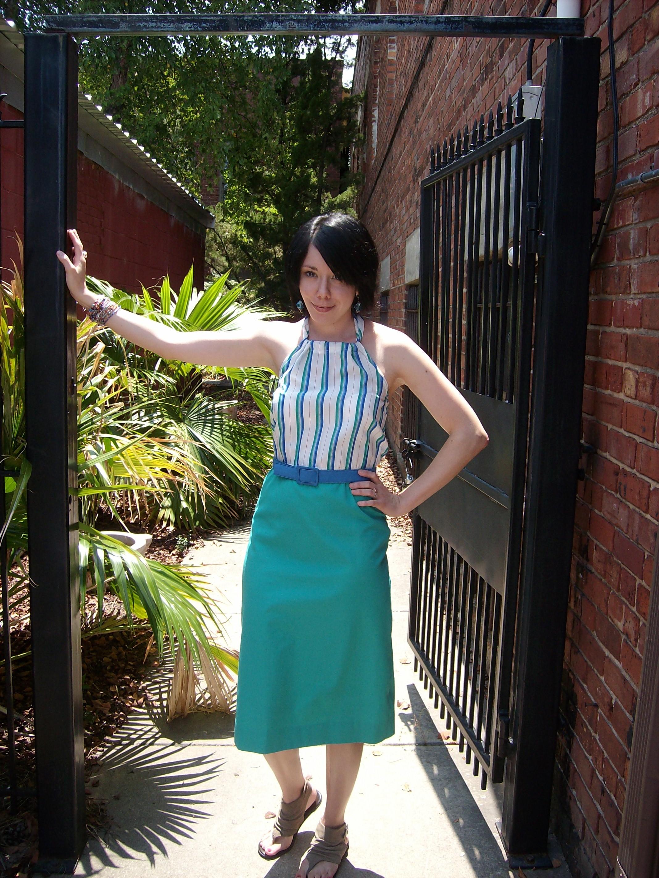 Day 30: Stenographer Dress 10