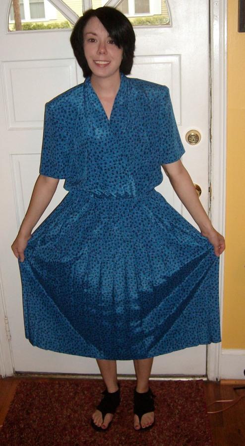 Day 33:  A Royal Skirt 2
