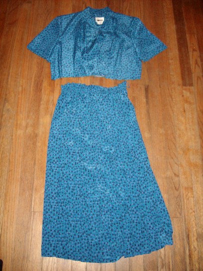 Day 33:  A Royal Skirt 4