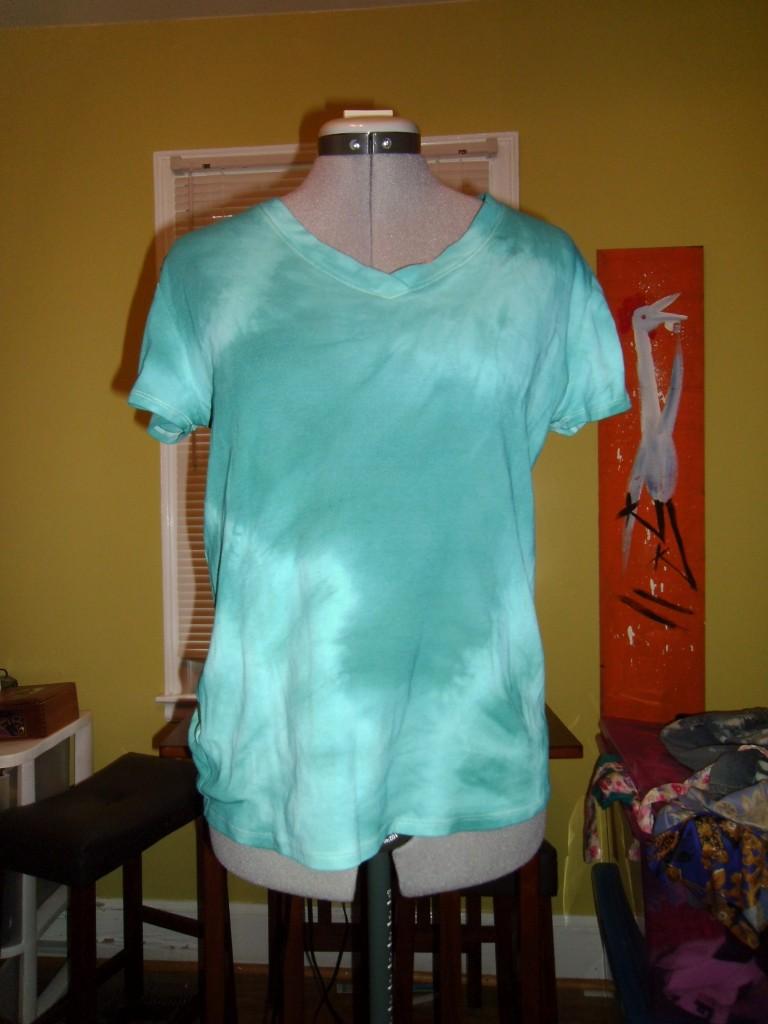 Day 41: A Bleach Pen Fail/DIY T-Shirt Bracelets 1