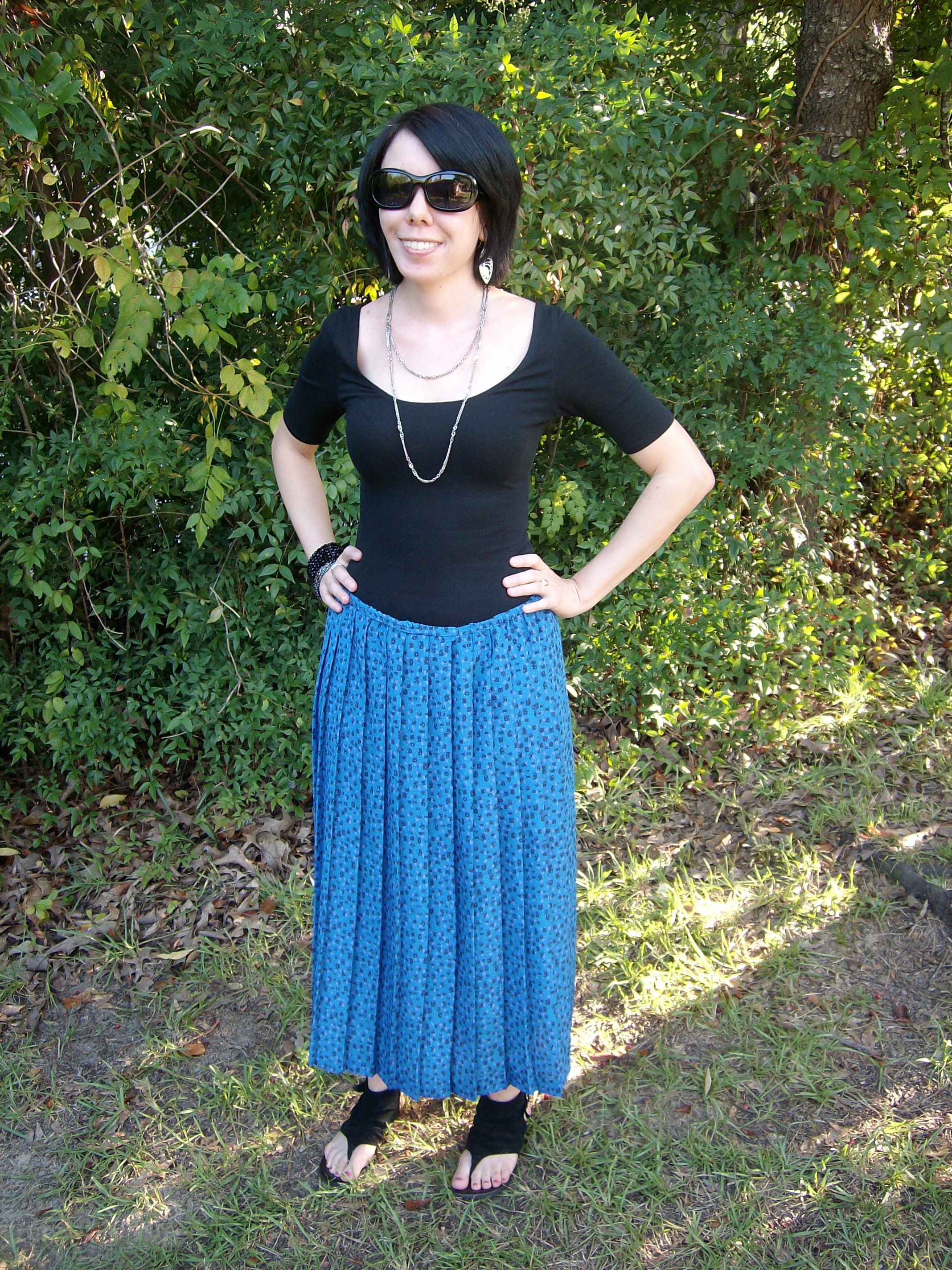 Day 33: A Royal Skirt 6