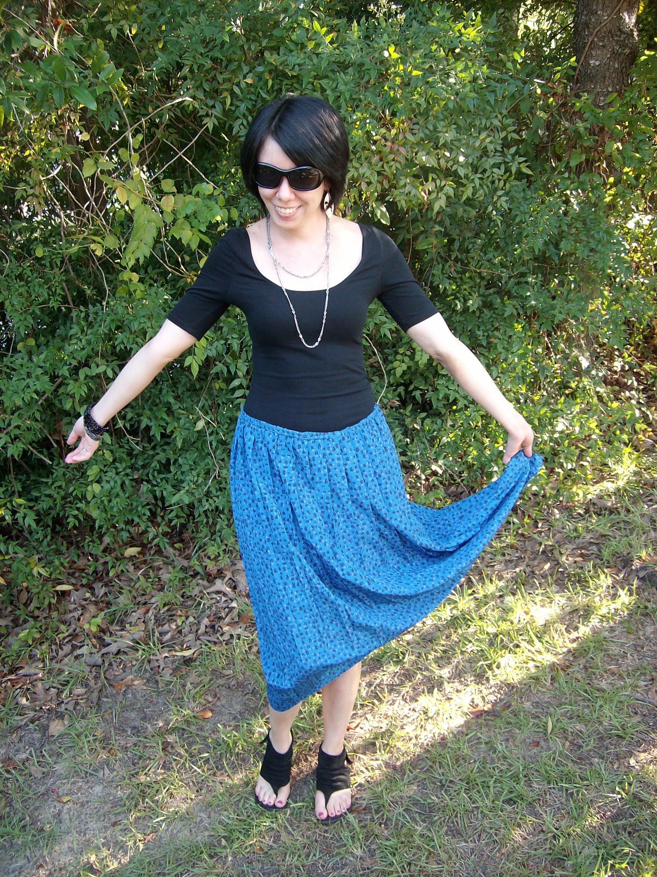 Day 33:  A Royal Skirt 8
