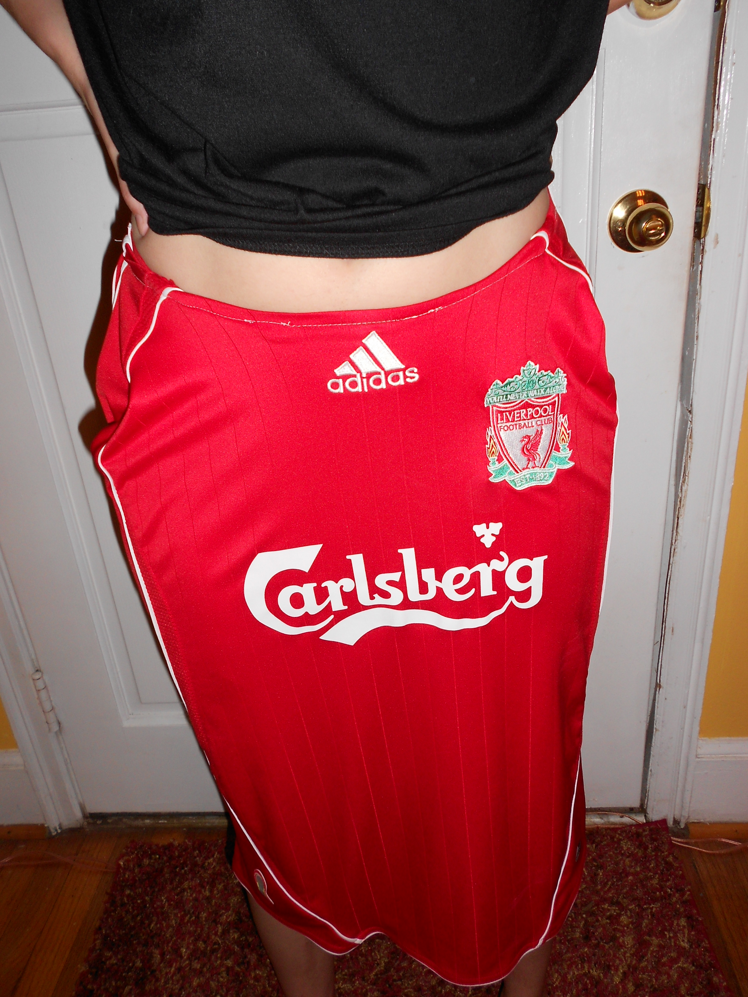 Day 73: My Football Skirt 4