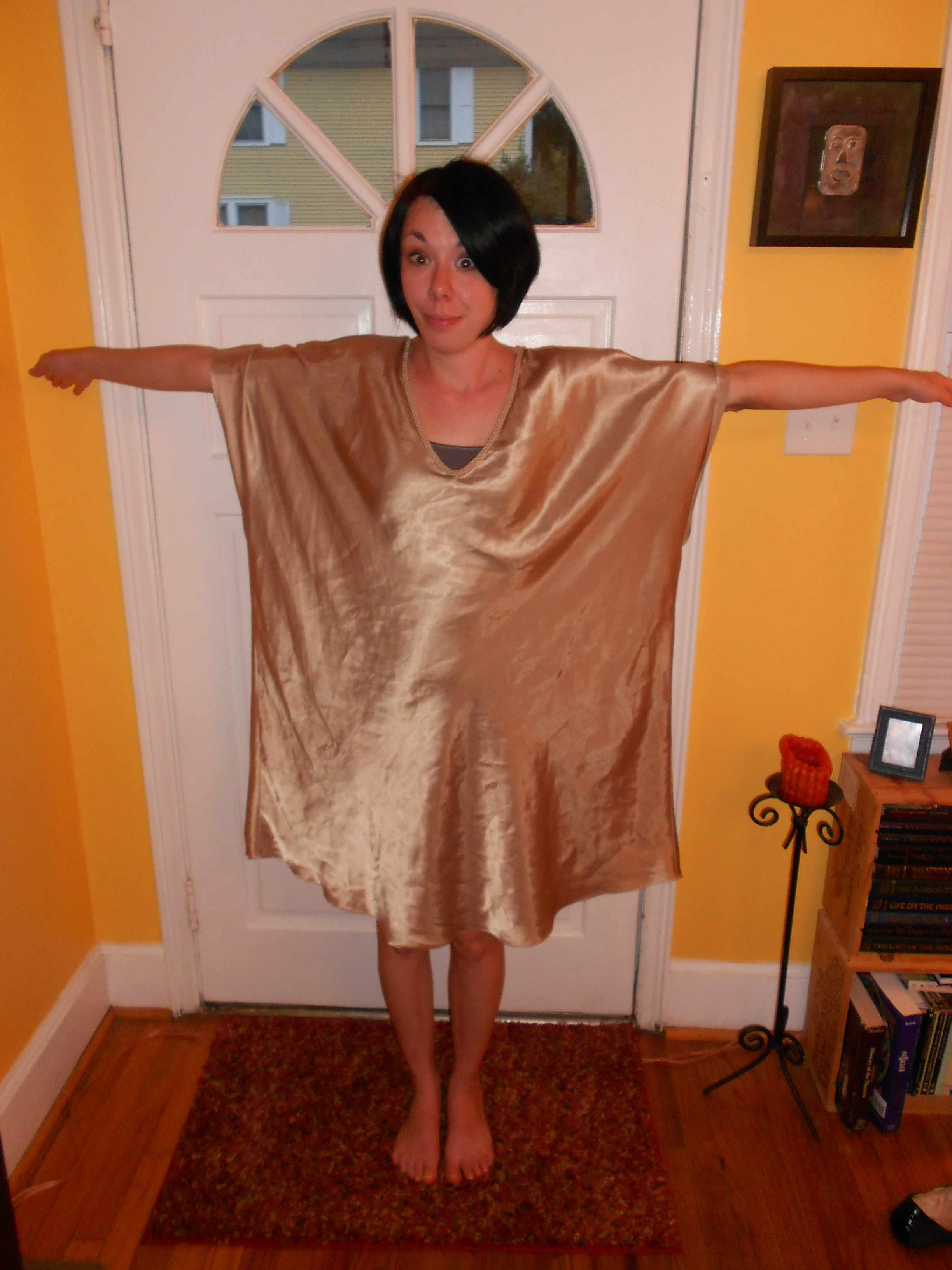 Day 82: Bacchus Dress 2