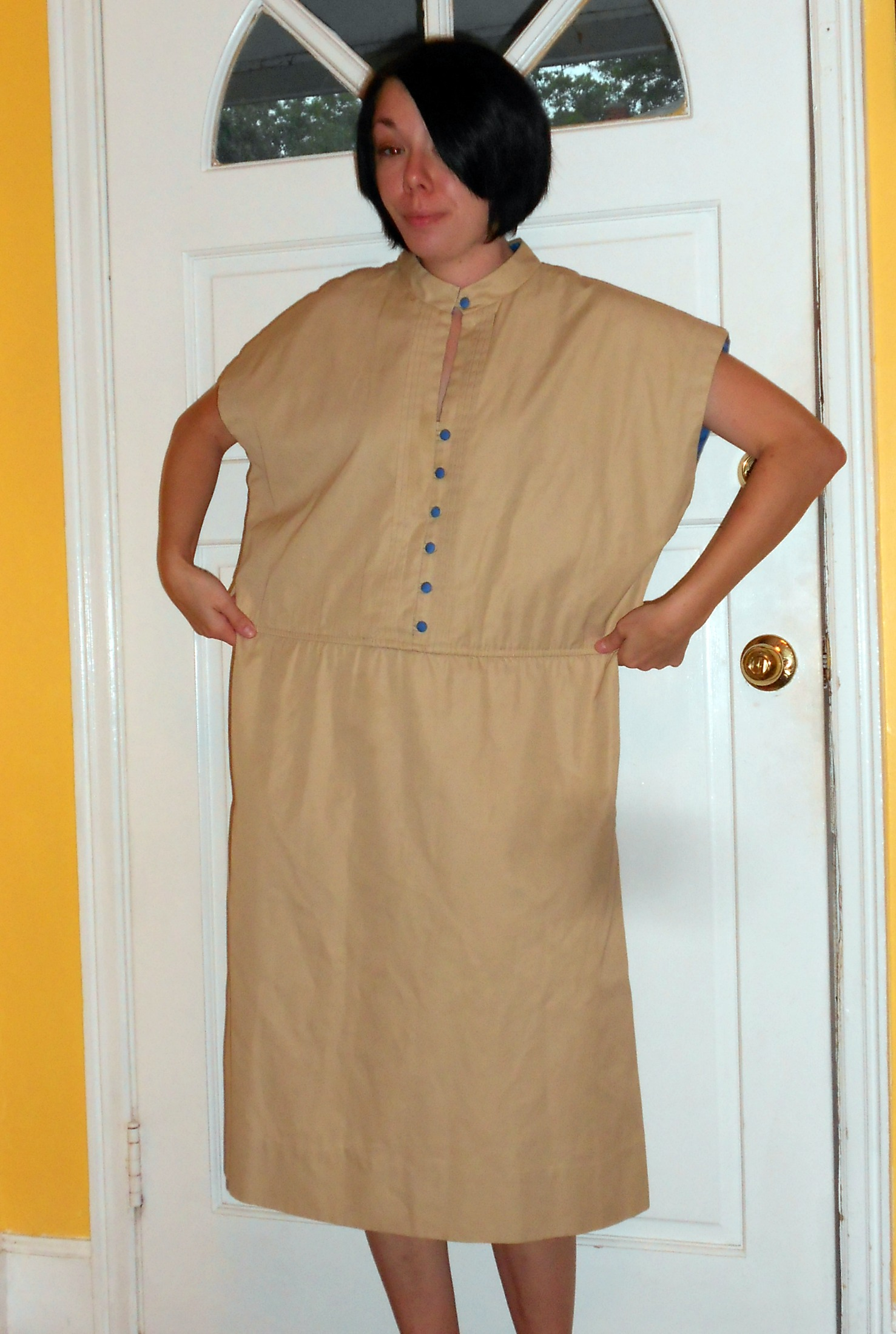 Day 84:  Den Mother Dress 2