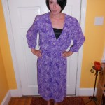 Day 86:  Purple Rainforest Dress…Take 2!