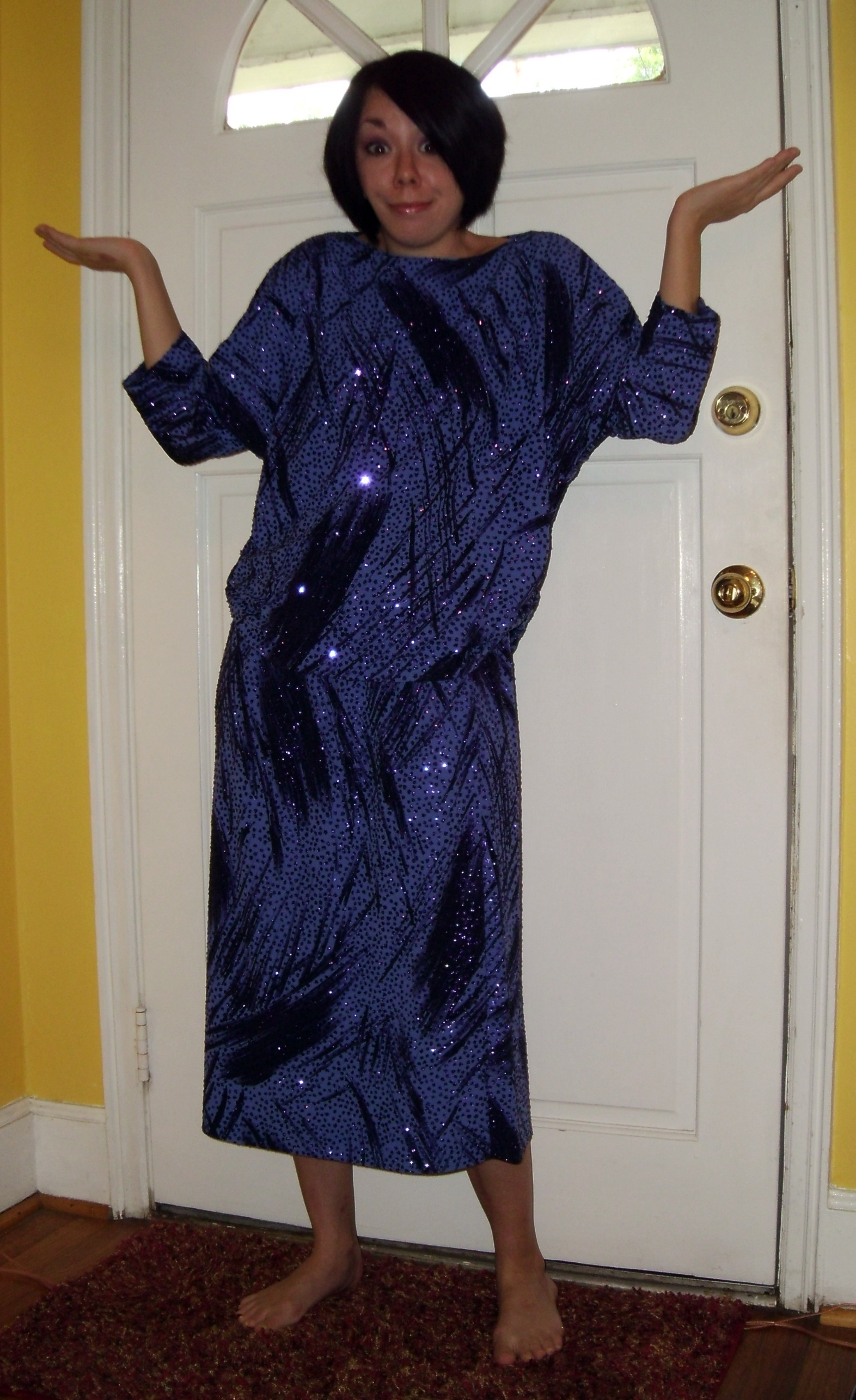 Day 87: Mocktail Dress 2