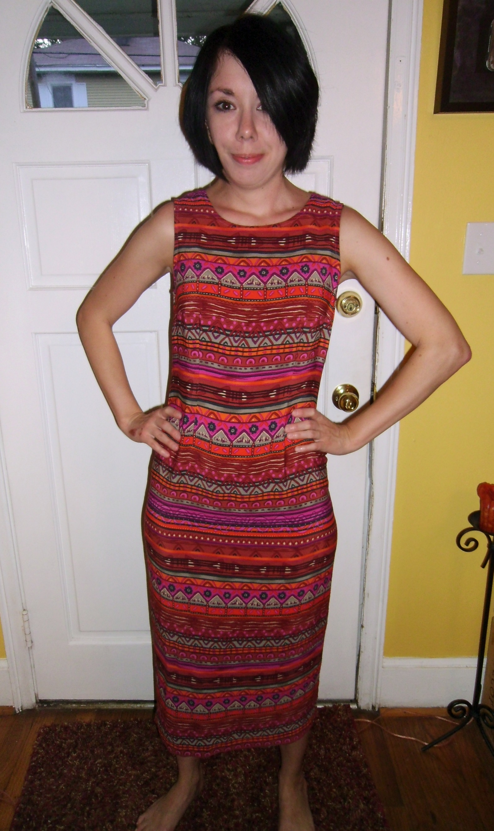 Day 91:  Tribal Dress 2
