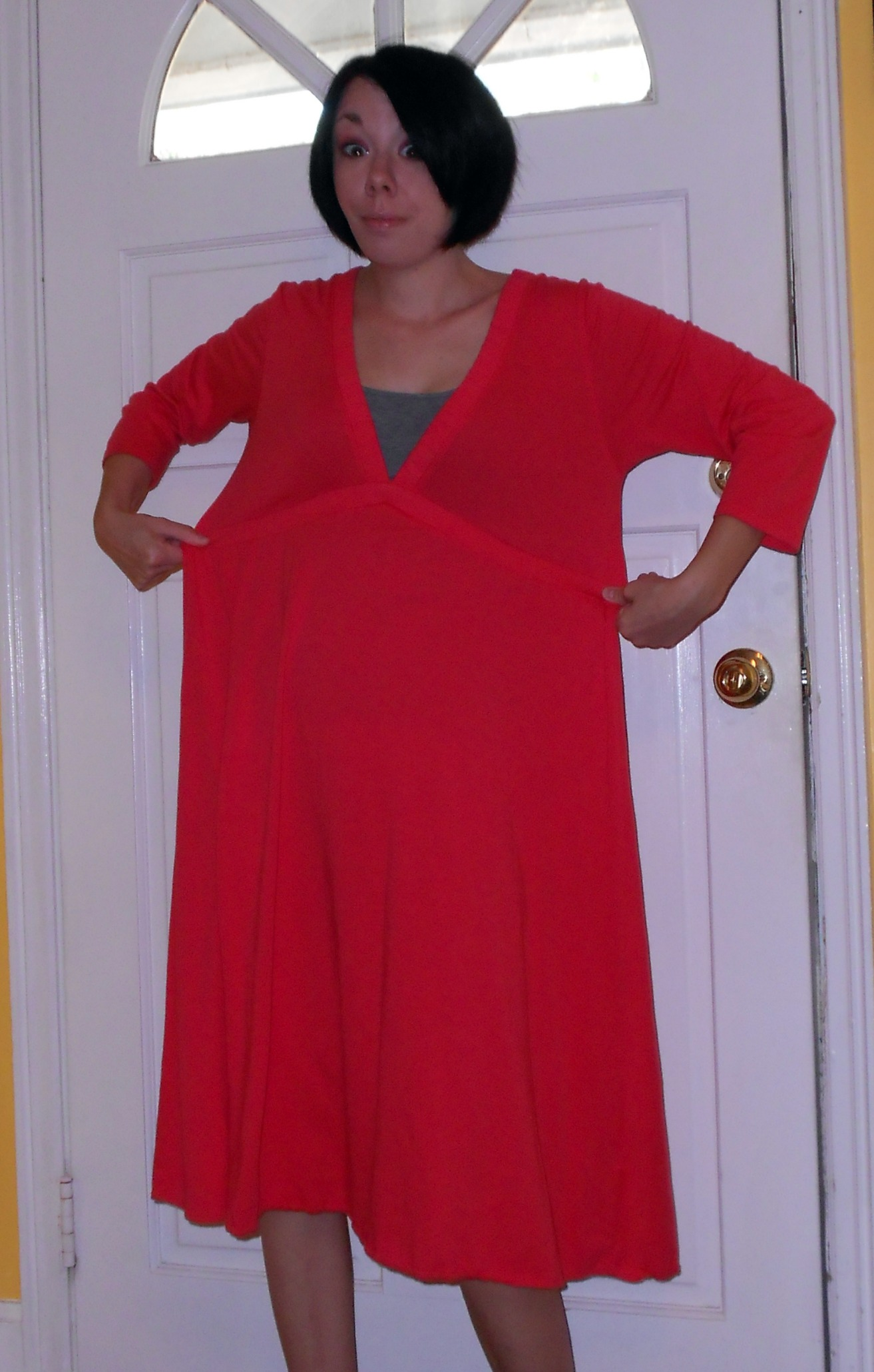Day 76: An Early Fall Frock 2