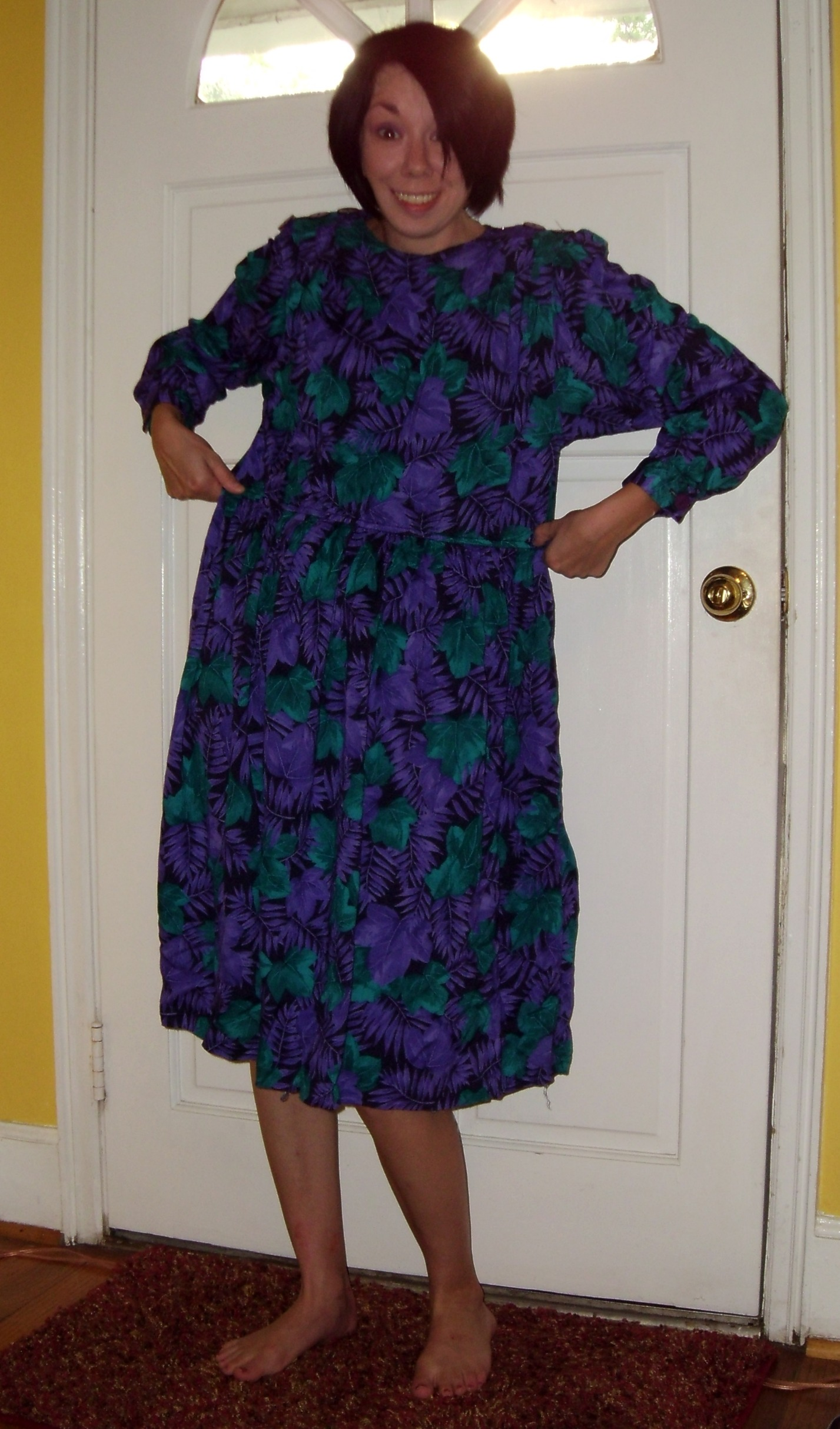 Day 77: Jungle Love Dress 2