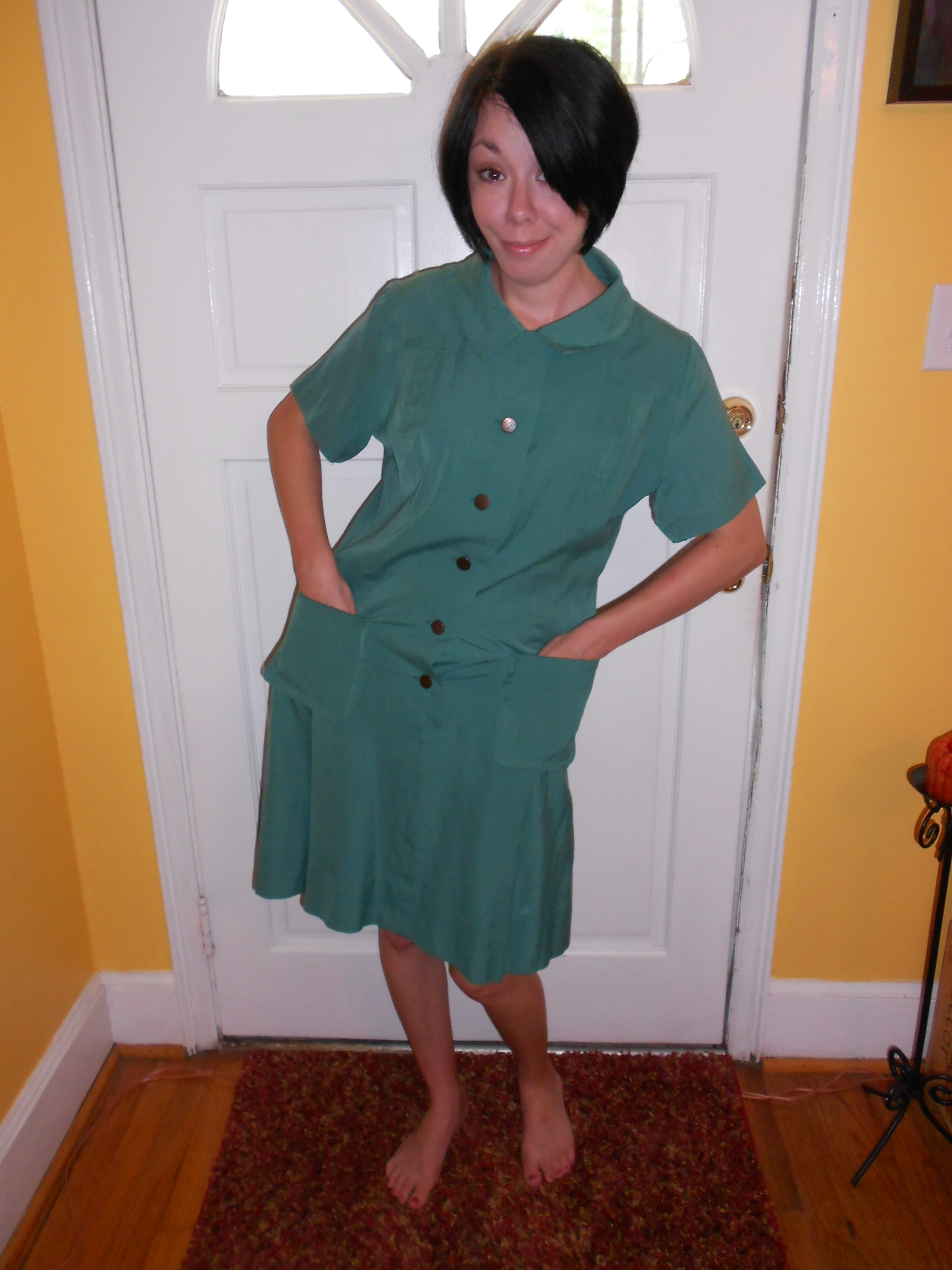 Day 74:  Tagalong Dress 4