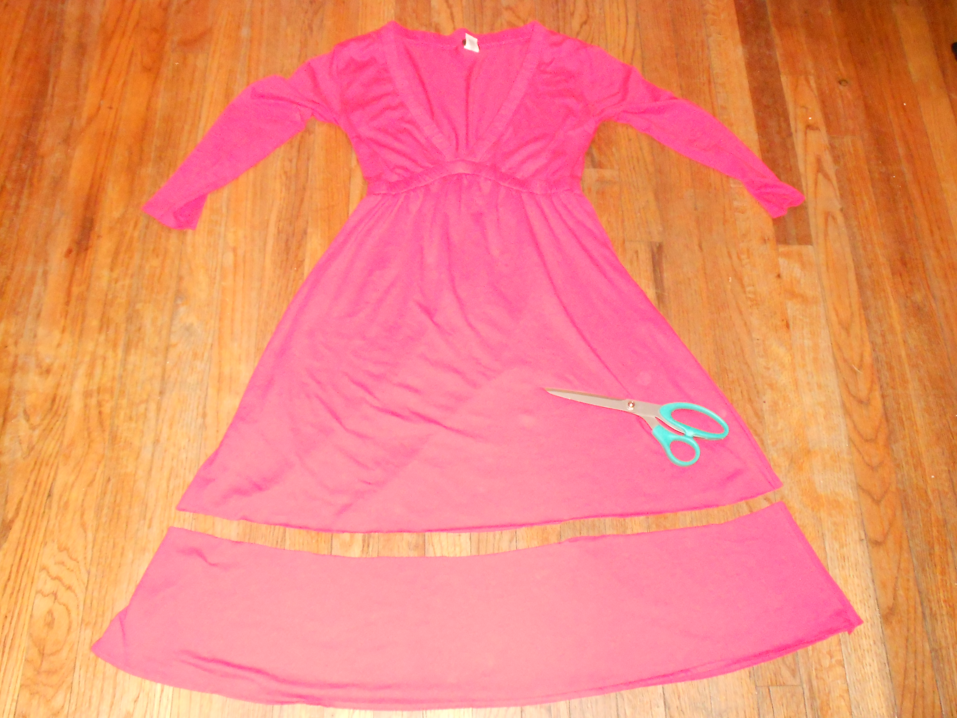 Day 76: An Early Fall Frock 5