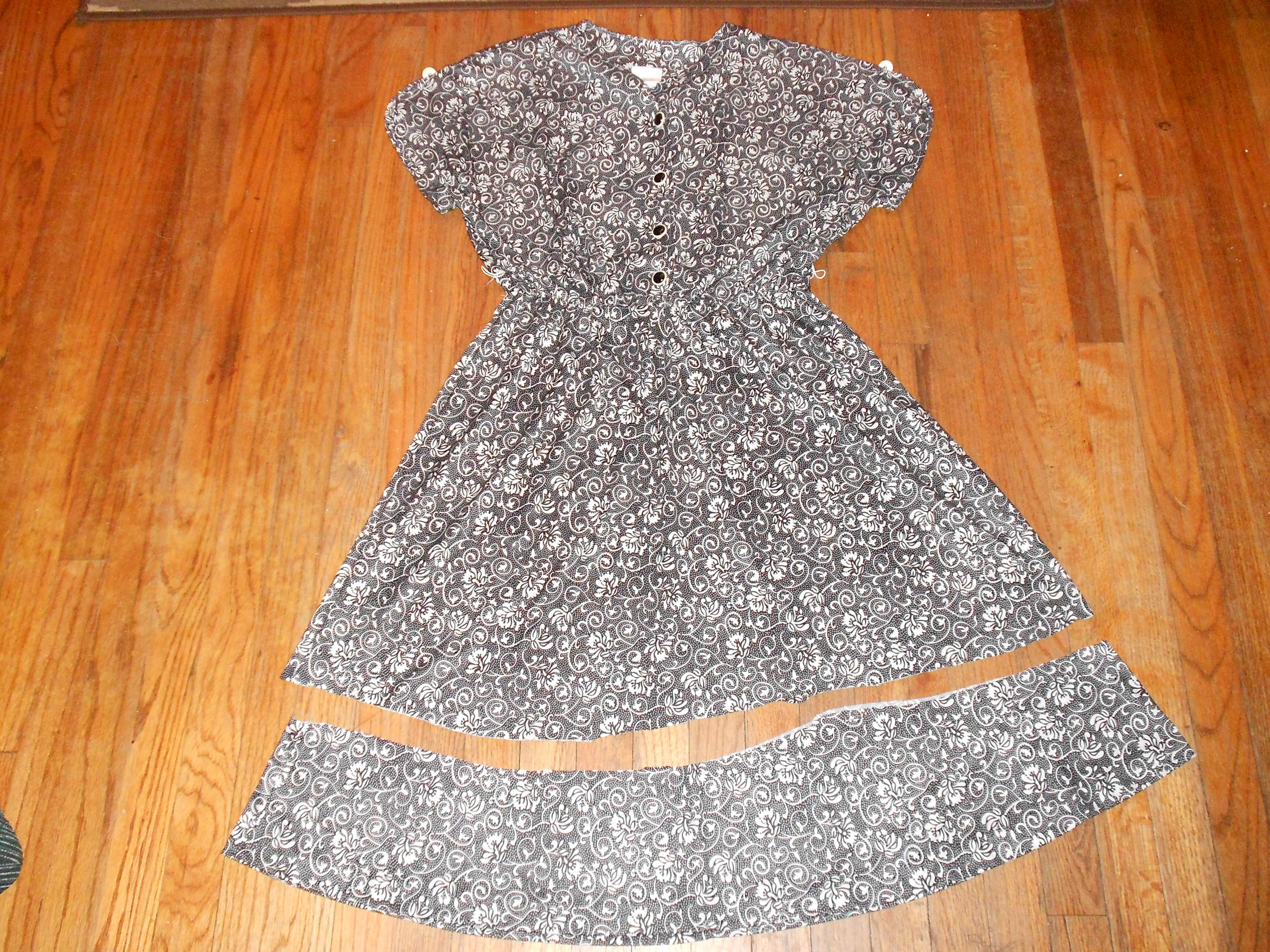 Day 80:  Pleasantville Dress 3