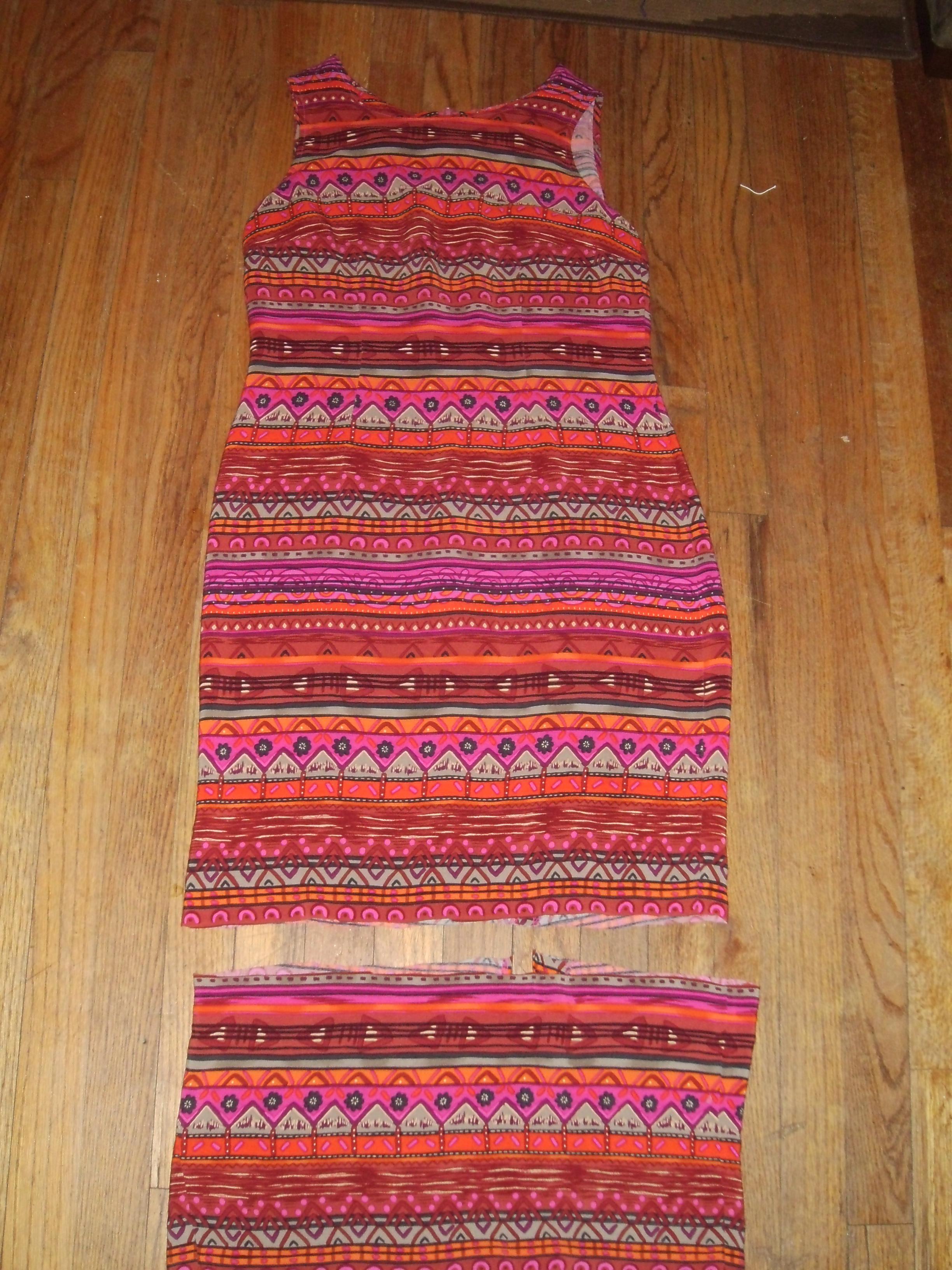 Day 91: Tribal Dress 3
