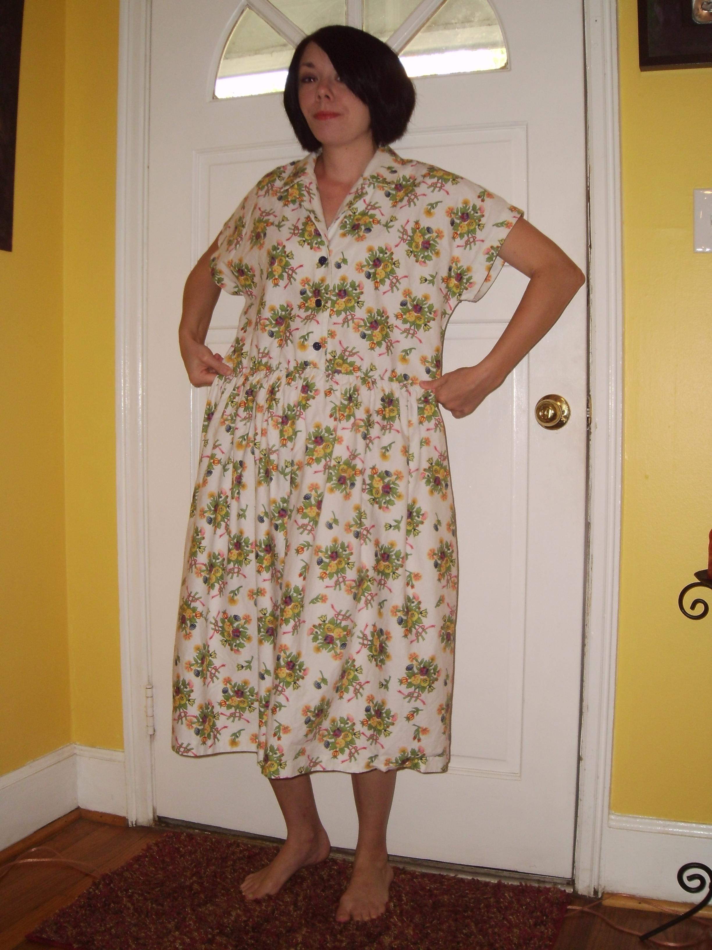 Day 92: June Cleaver Dress 2