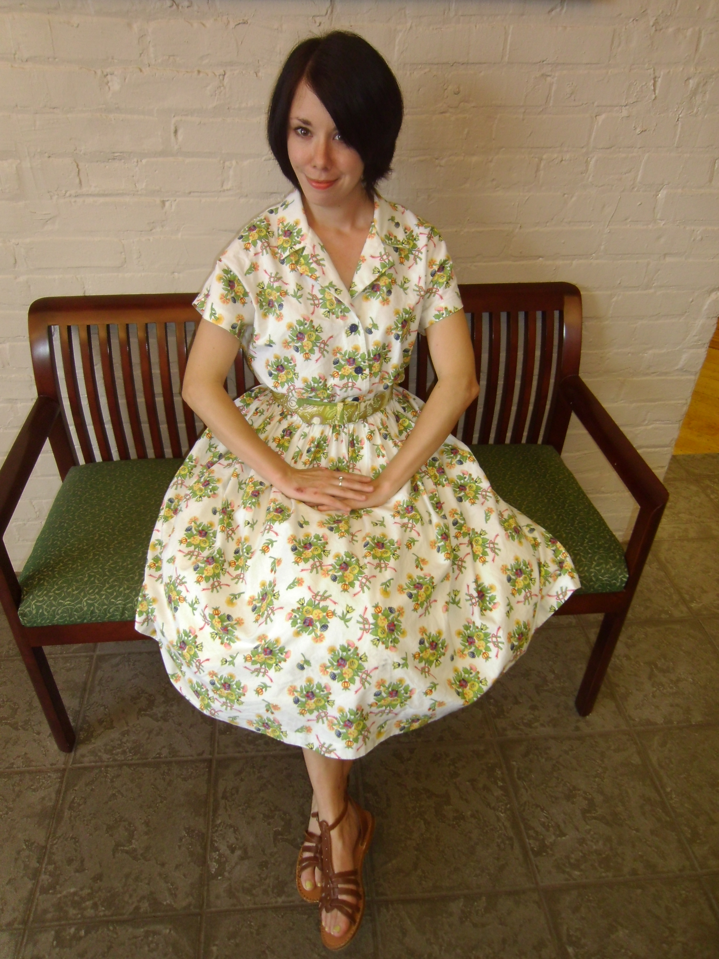 Day 92: June Cleaver Dress 6