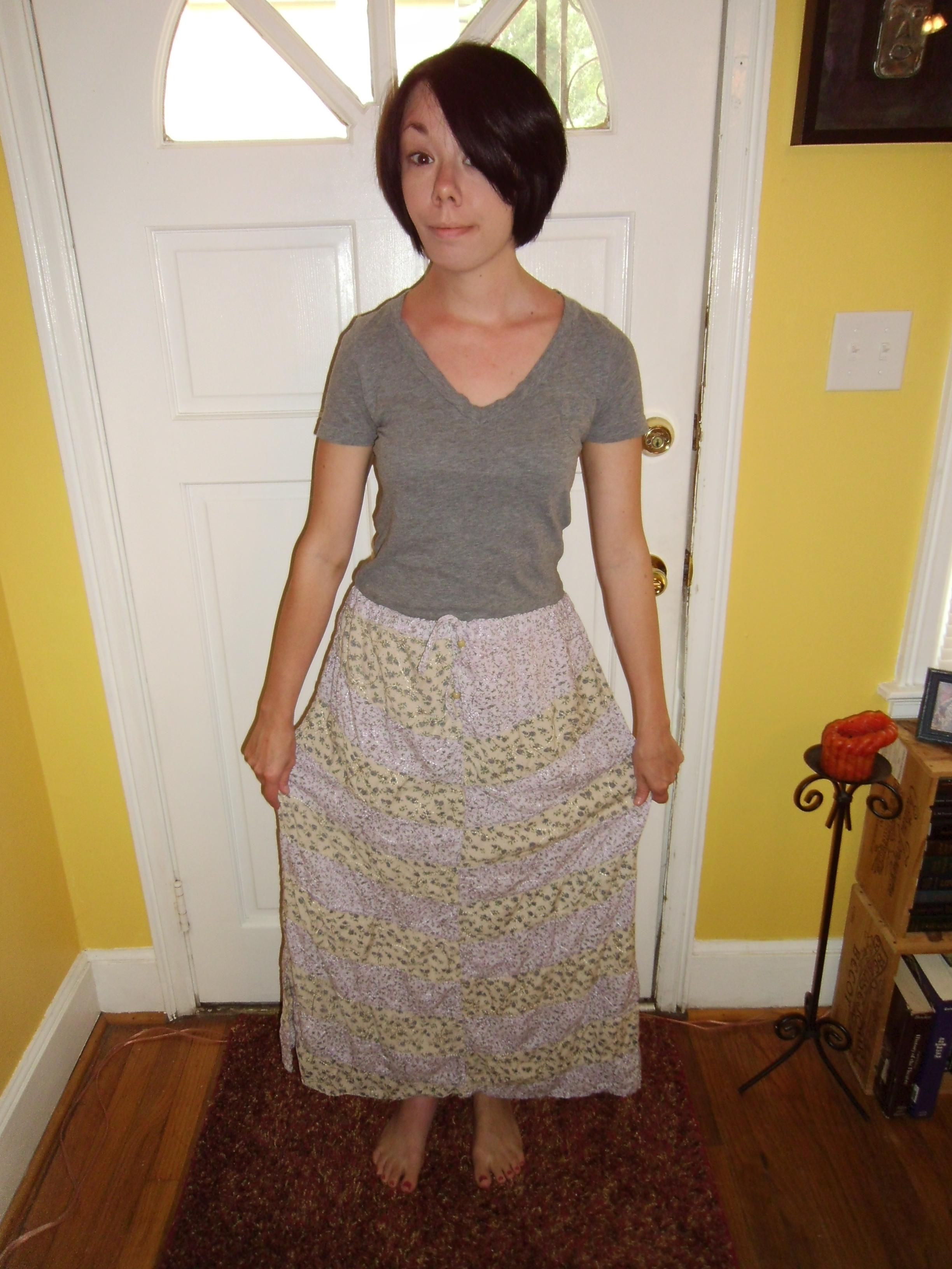 Day 67:  Pop Festival Dress 10