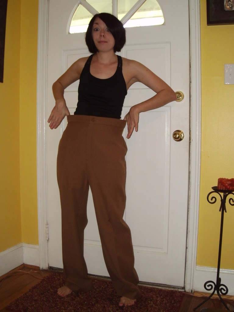 Day 106: A Trouser Take-In 3