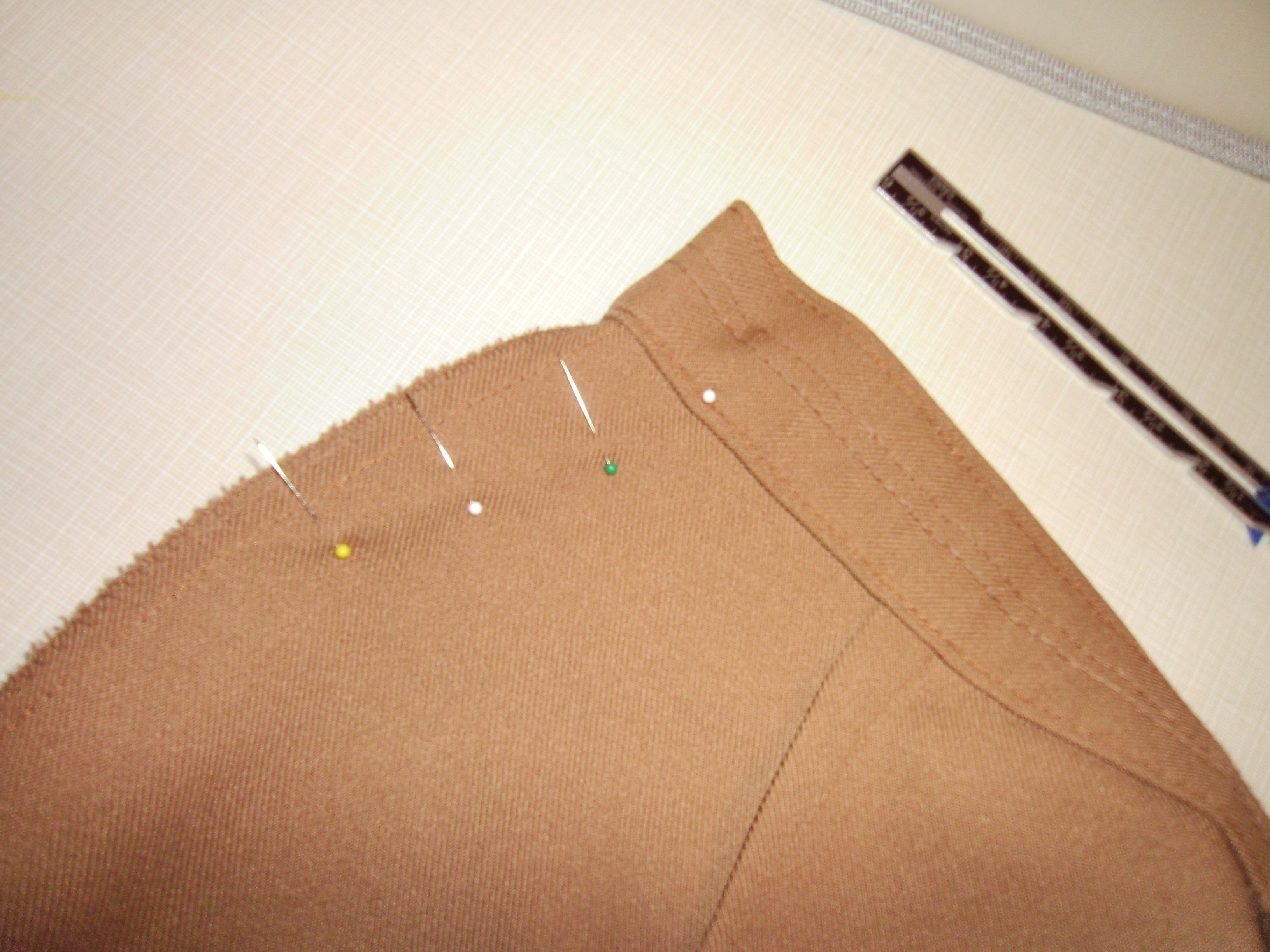 Day 106: A Trouser Take-In 5
