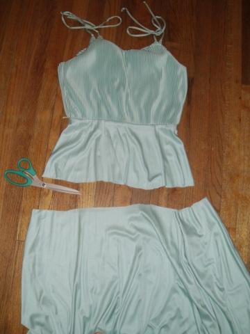 Day 118: Fortunyless Skirt 2
