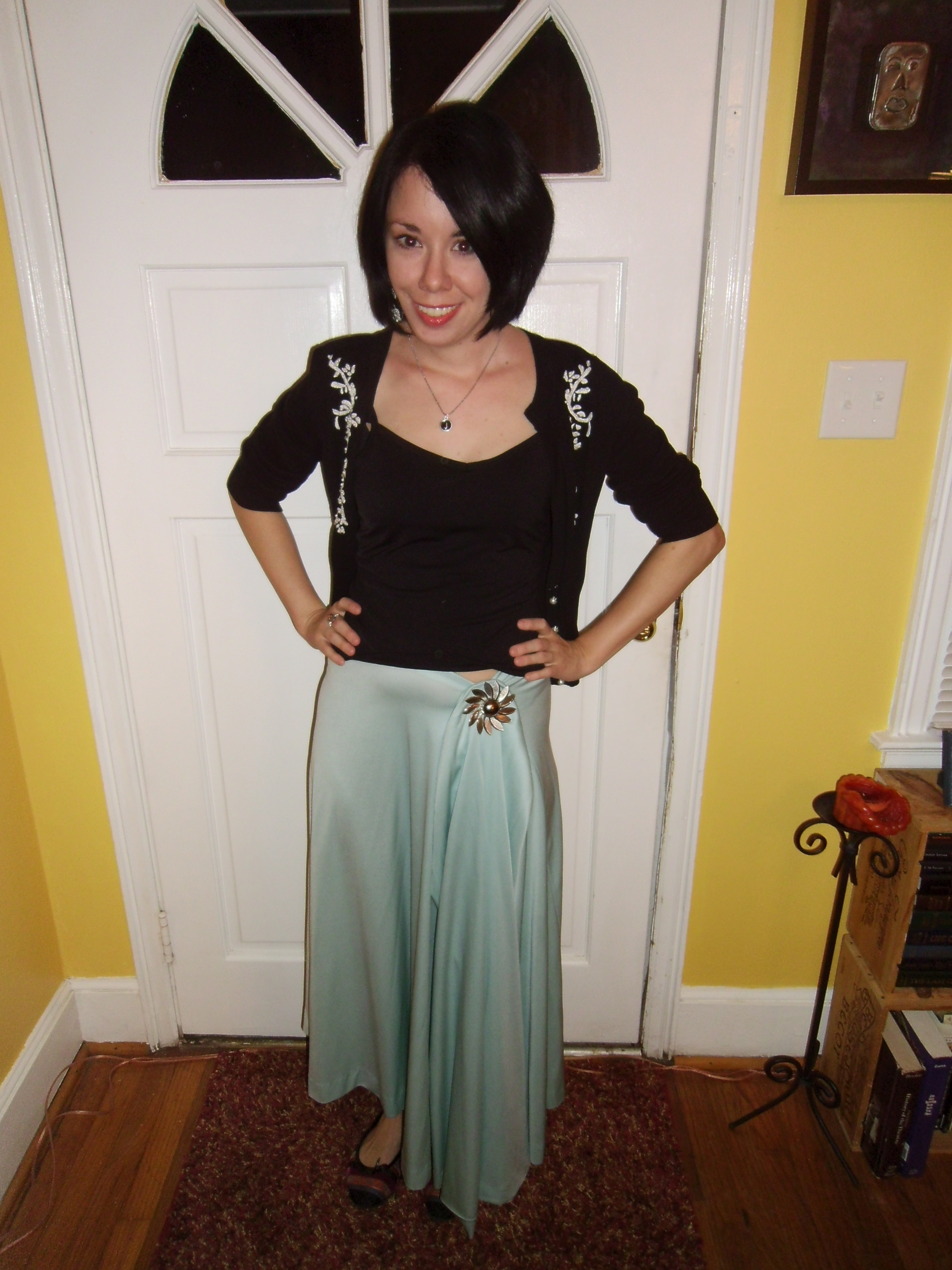 Day 118:  Fortunyless Skirt 6