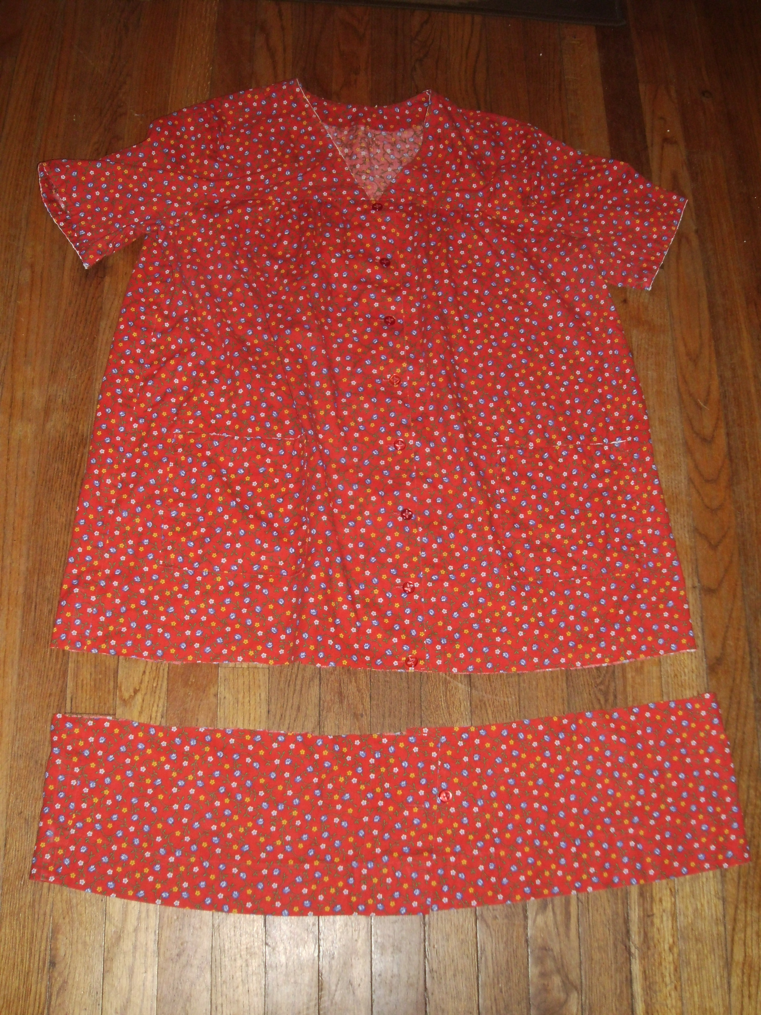 Day 119: Apple Jack Dress 5