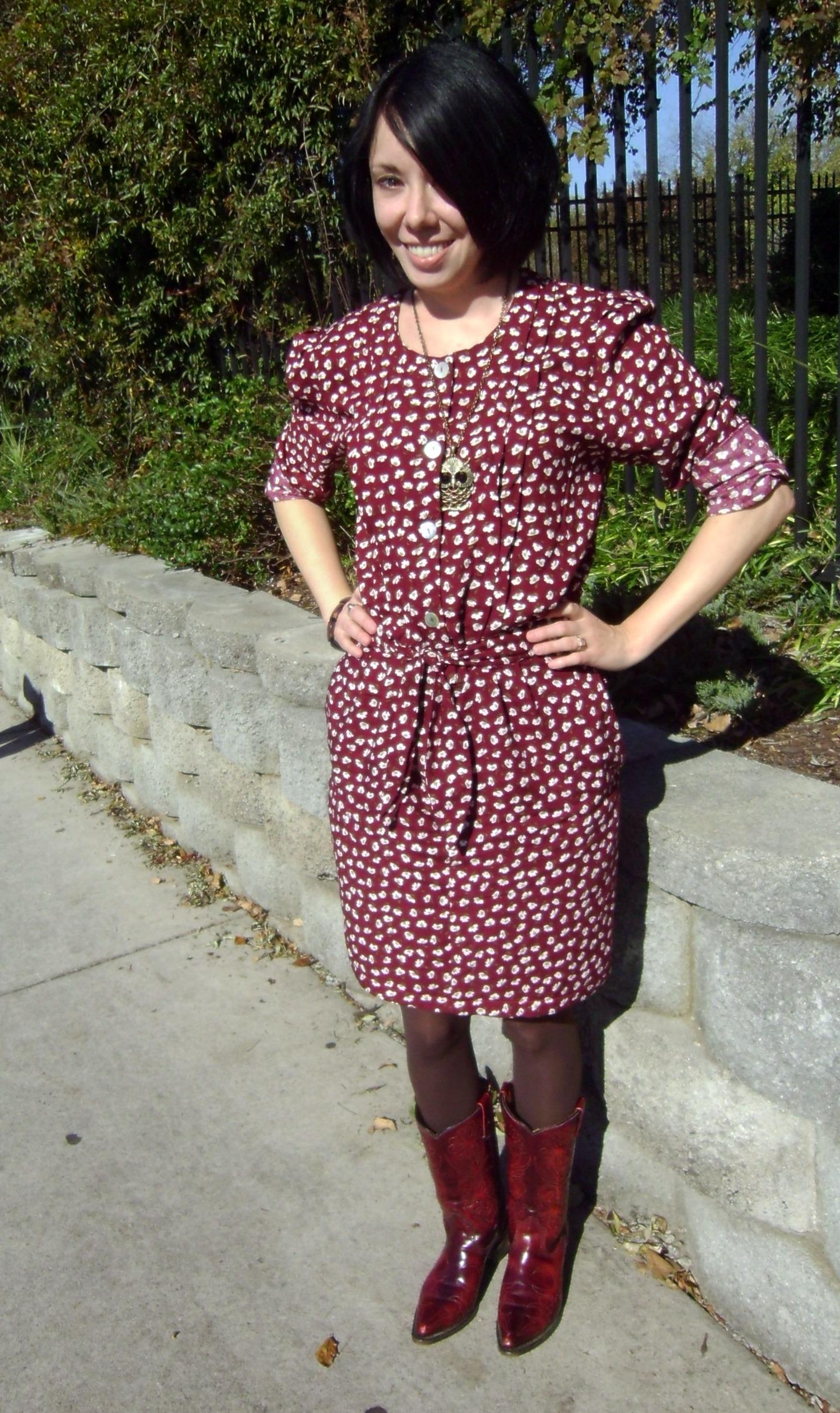 Day 130: Jumpsuit Dress 9