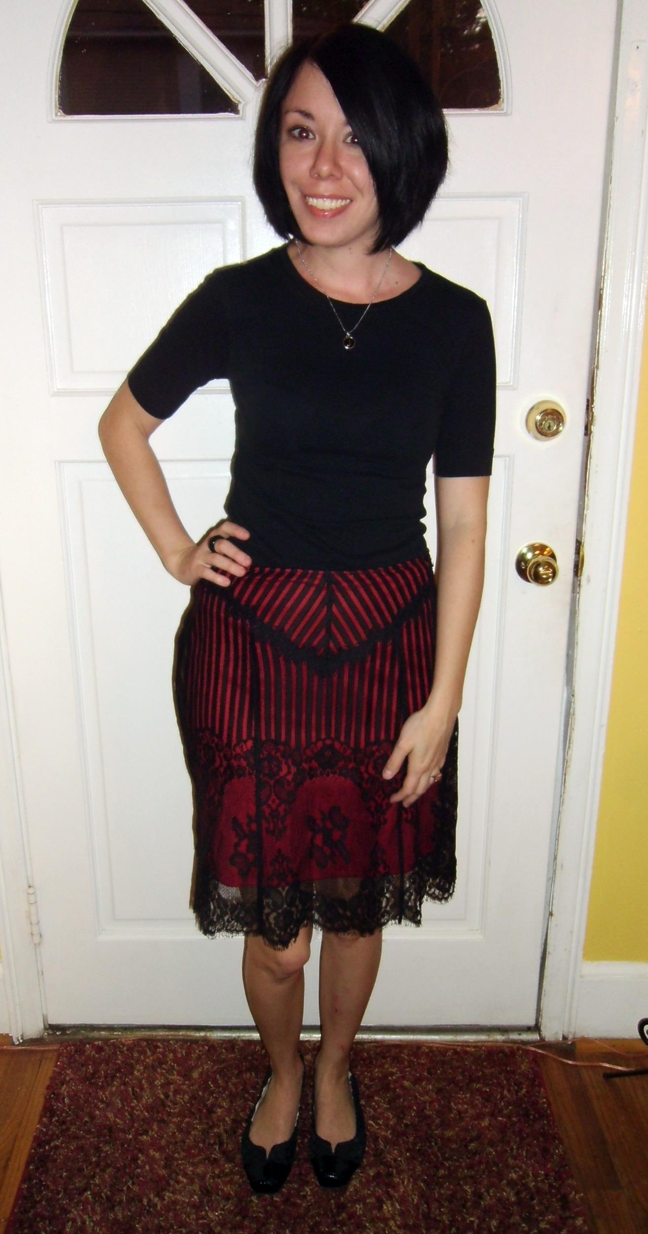 Day 125: Skirt or Shirt? 2
