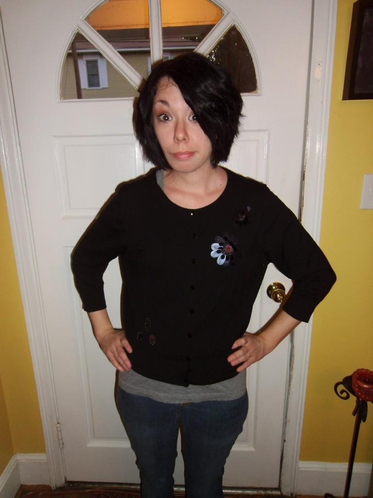 Day 124: Cayce Pollard Sweater 1