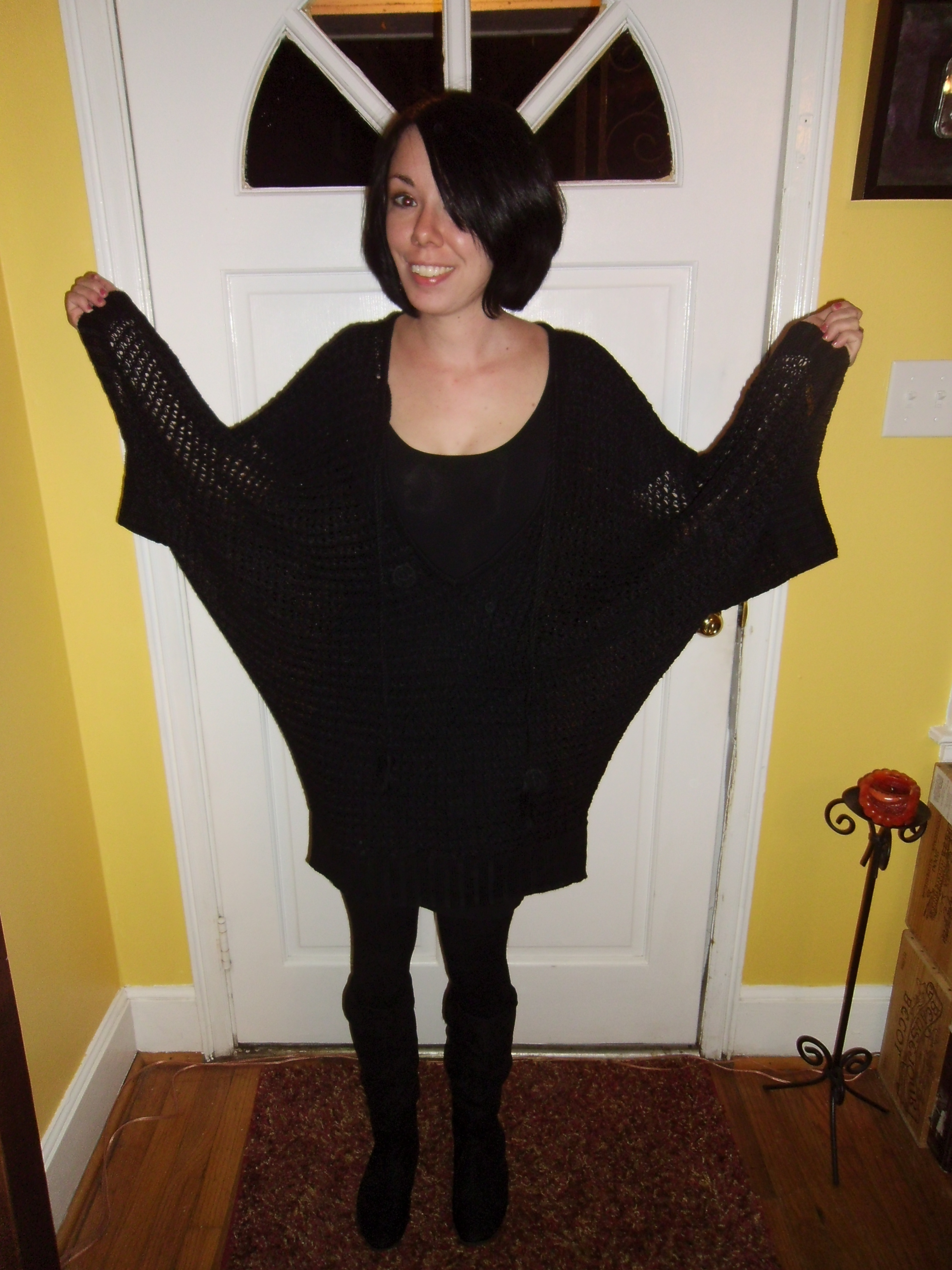 Day 141:  Batgirl Top 2