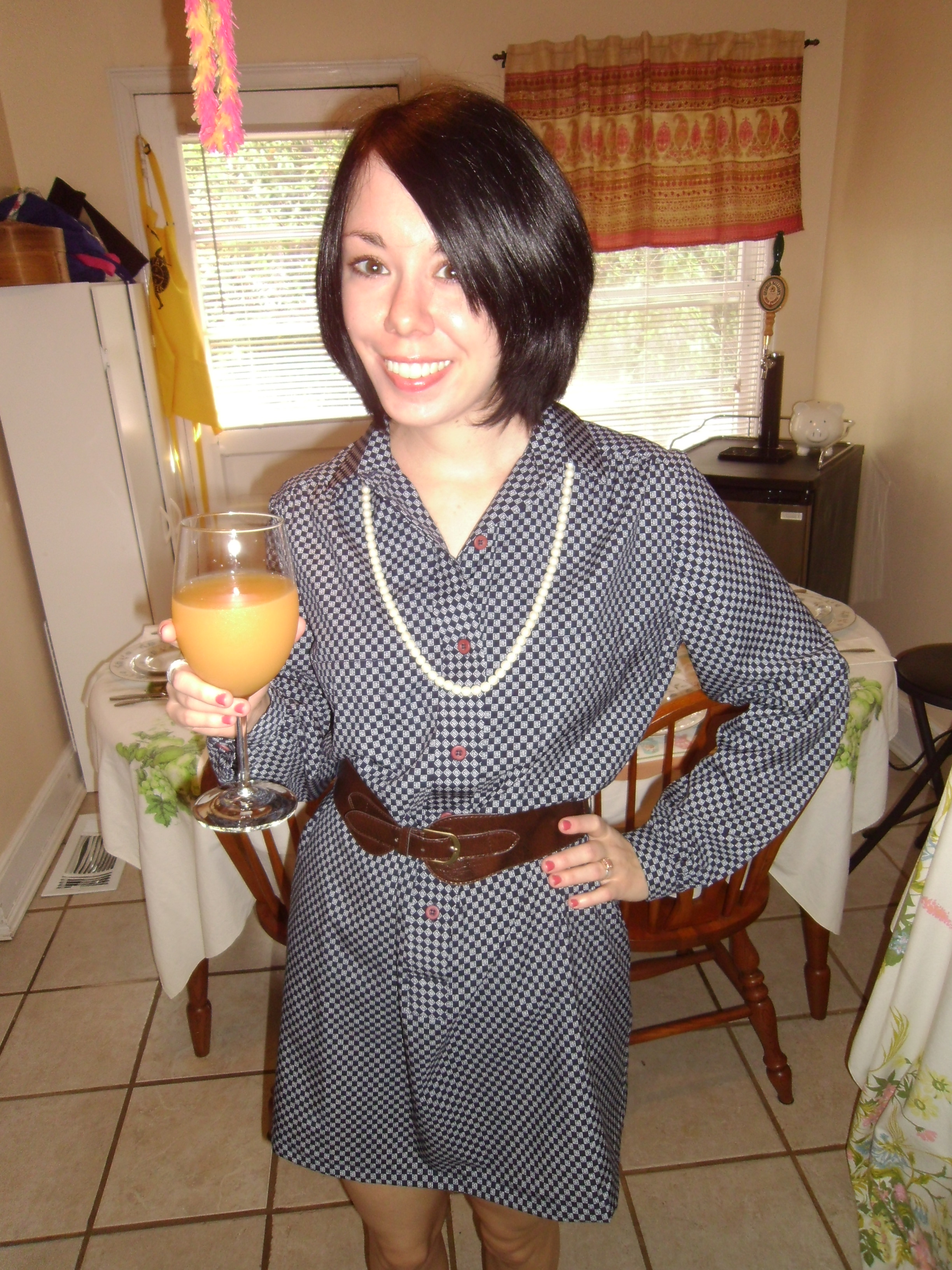 Day 143:  Hostess with the Mostest Dress 6