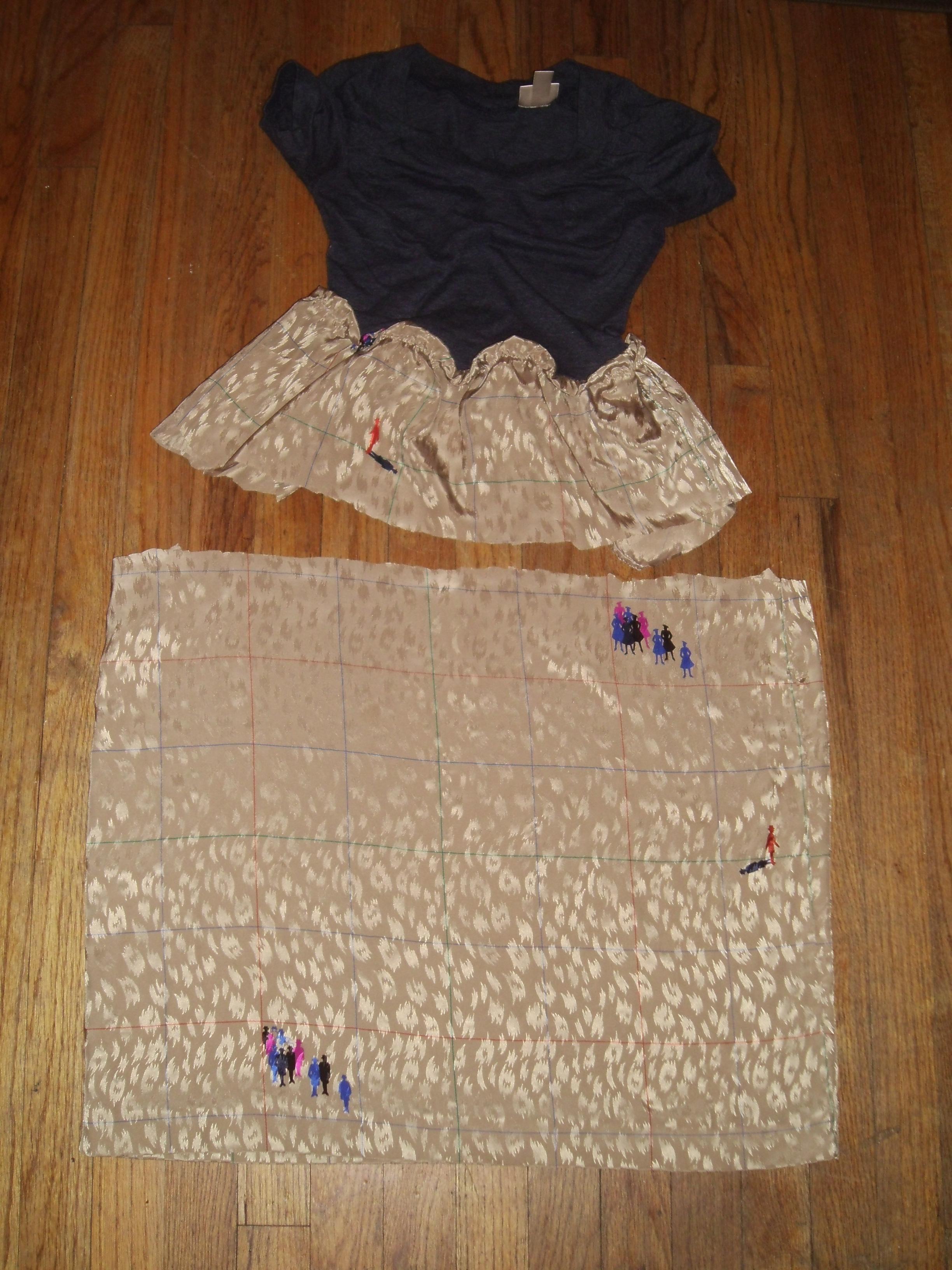 Day 146:  Fixing a Fail Skirt 5