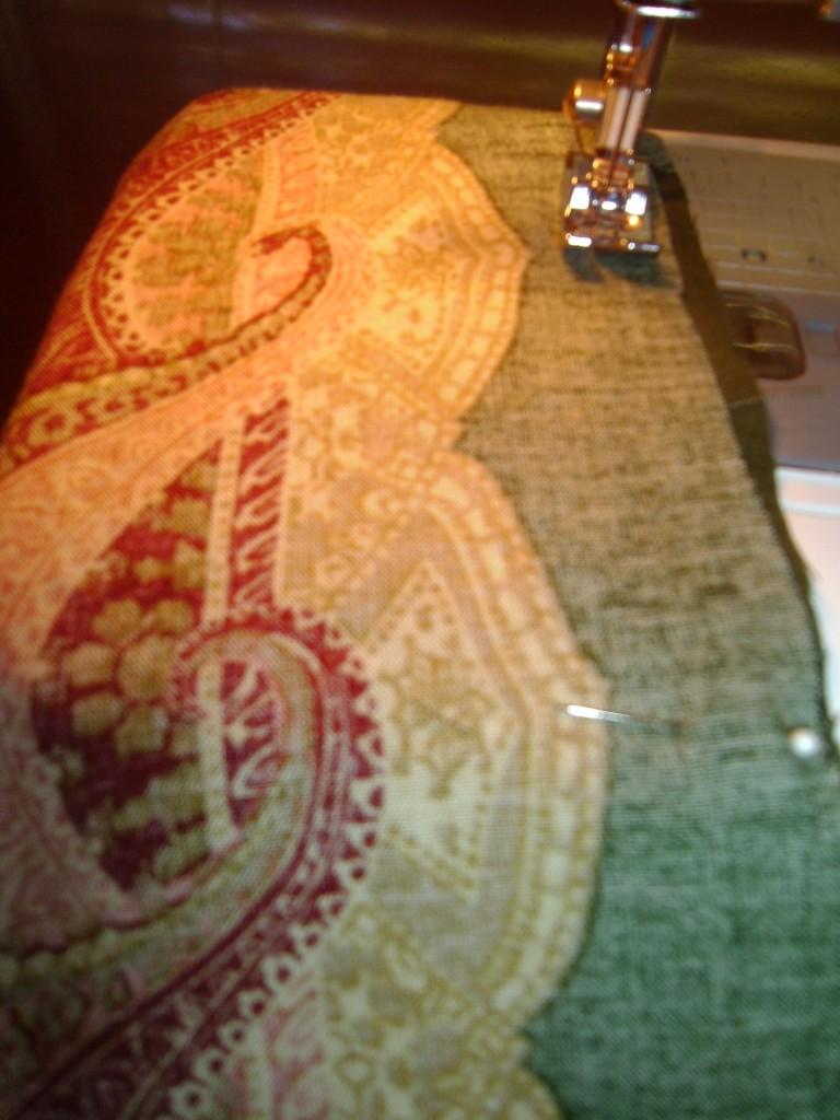 sewing sash