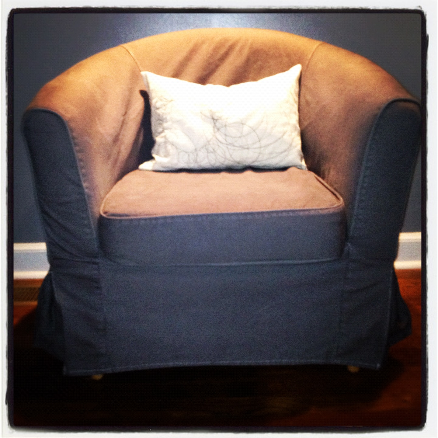 Day 171: The Baxter Chair 6