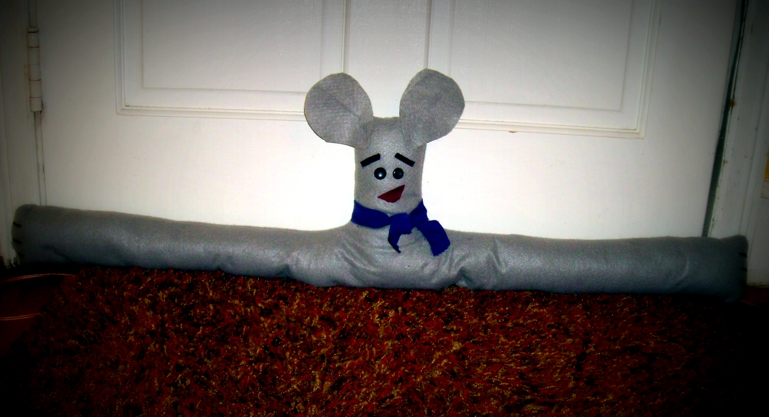 Day 173:  Herbie the Door Mouse 12