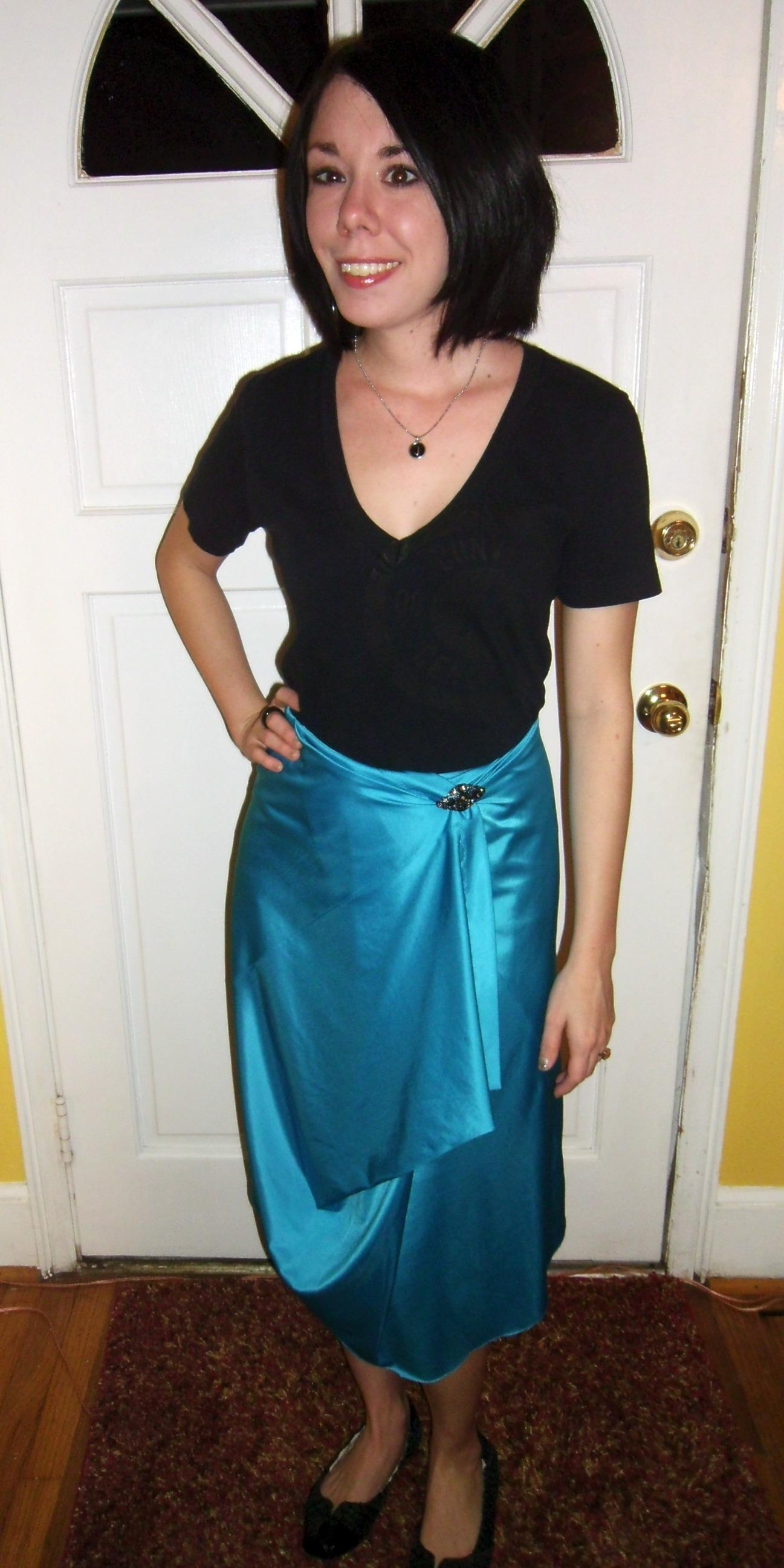 Day 167: Grecian Skirt 5