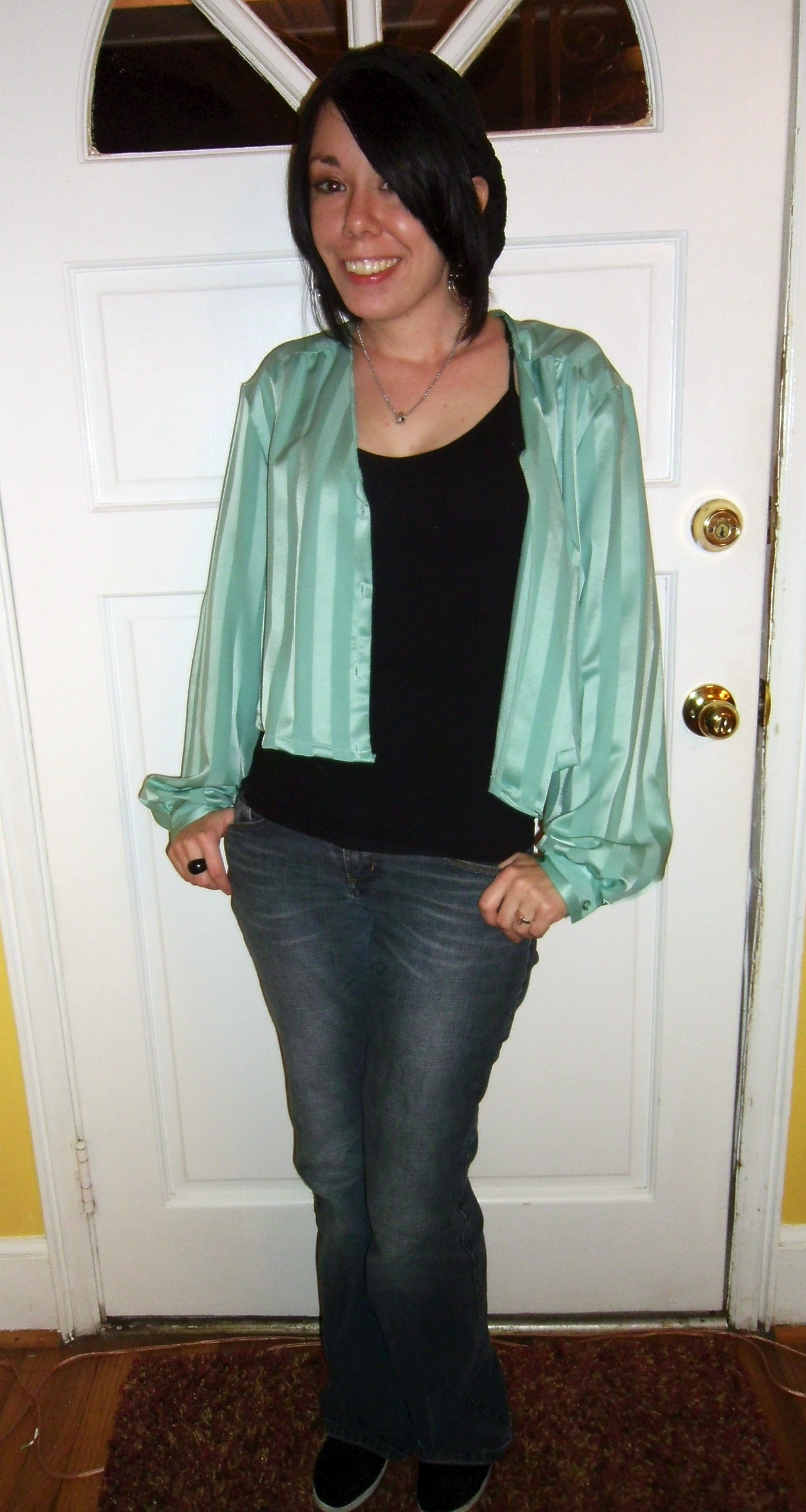 Day 179:  Jilli's Day Off Jacket 6