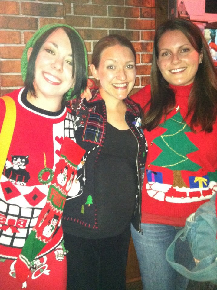 Day 162: Ugly Christmas Sweater Time! 2