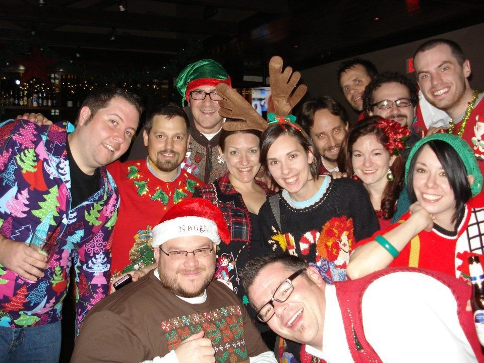 Day 162: Ugly Christmas Sweater Time! 5