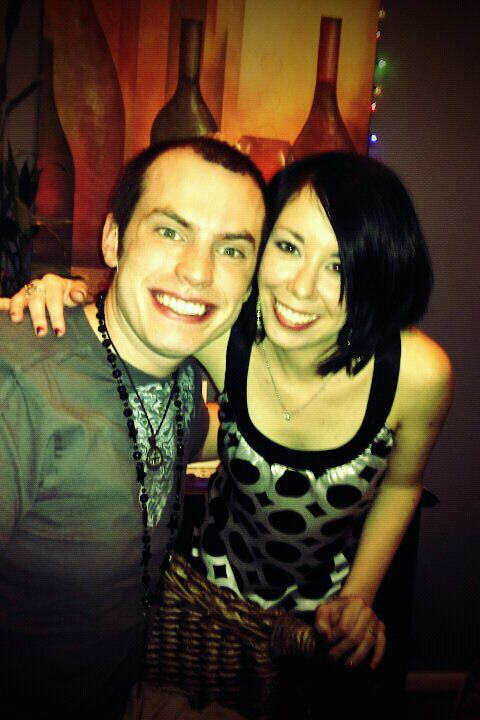 Jillian and Johnny