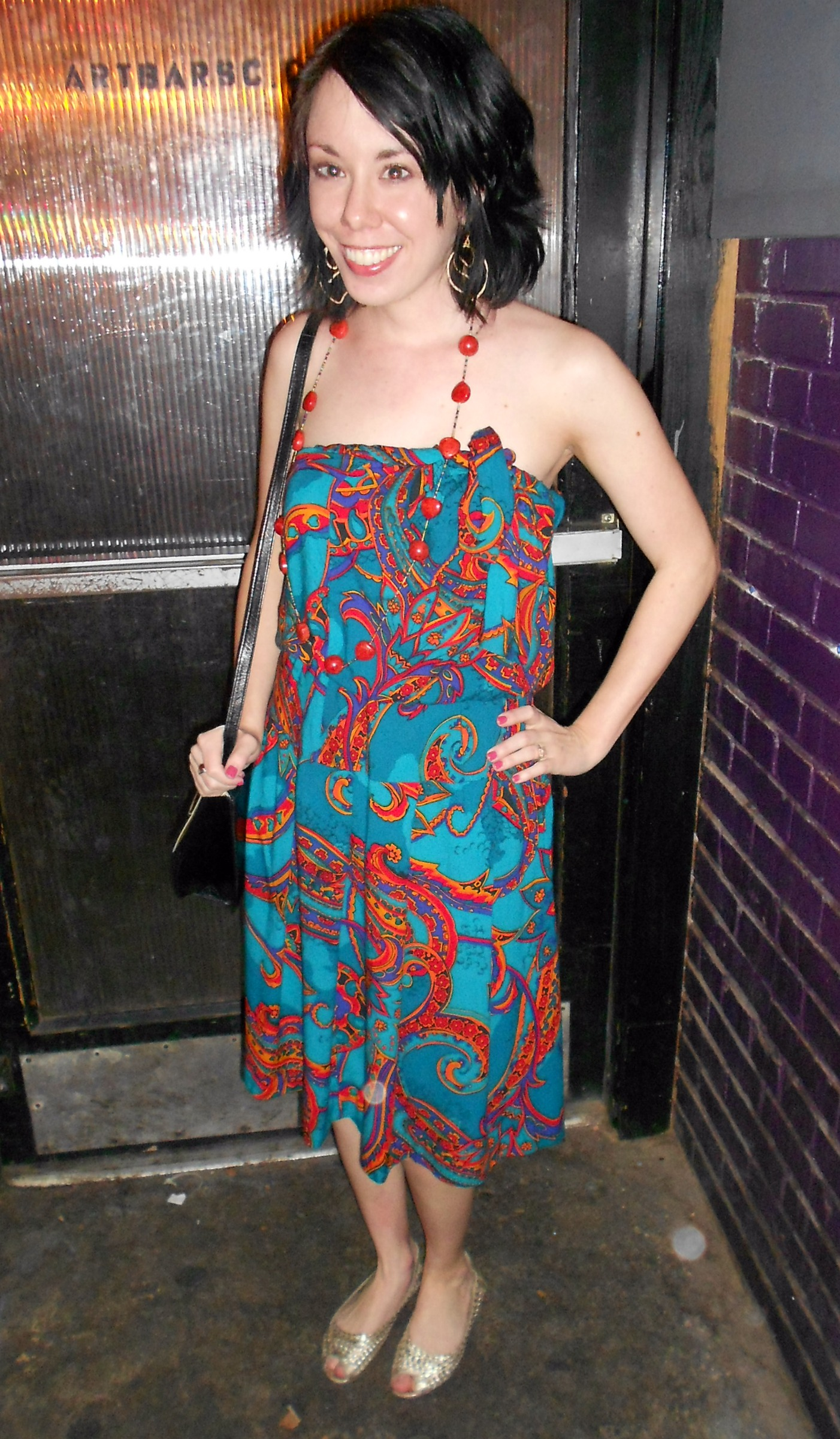 Day 202:  Meet me in Bali Dress 5