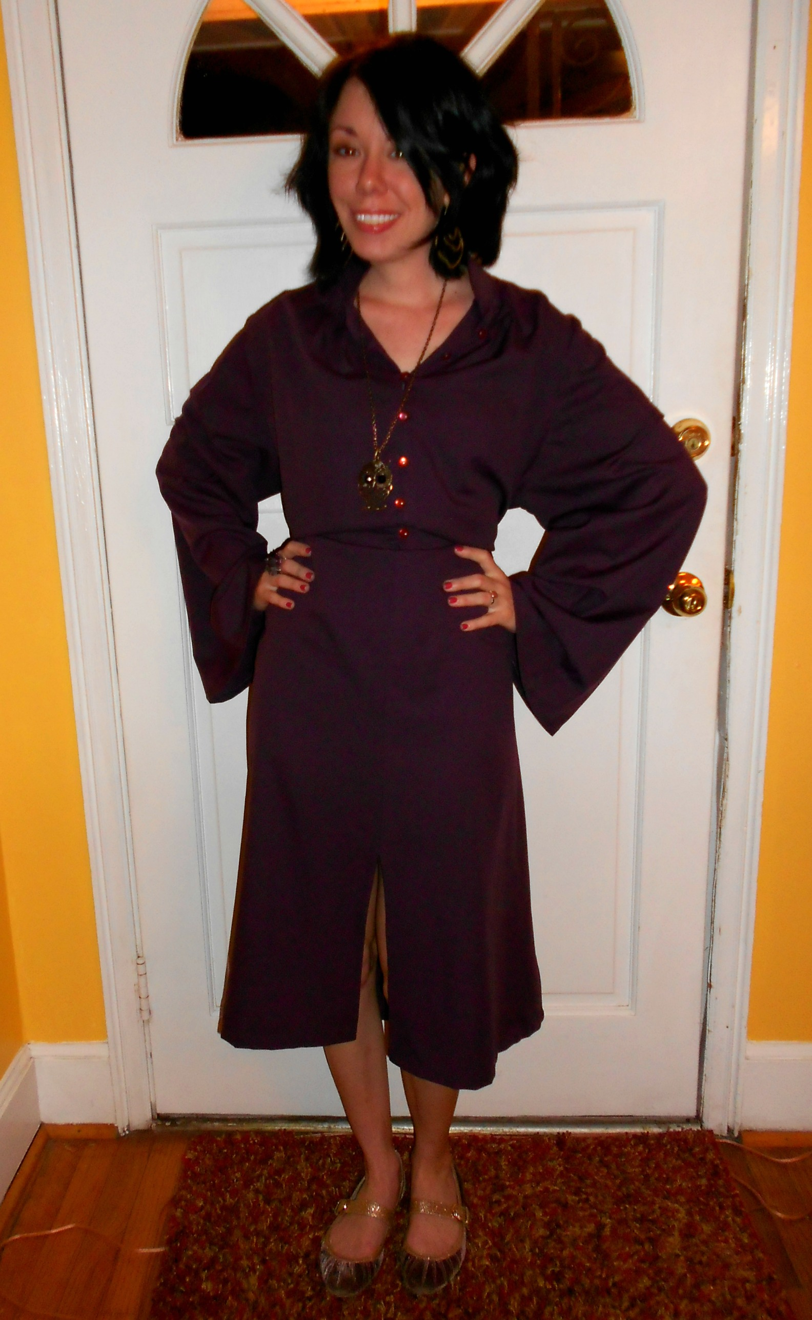 Day 205: Grape Jelly Dress 5